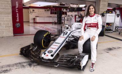 """Η δοκιμαστής της Alfa Romeo Sauber F1 Team, Tatiana Calderón, ολοκλήρωσε ένα Σαββατοκύριακο δοκιμών στην πίστα του Φιοράνο συμπληρώνοντας πάνω από 590km με τη Sauber C32-Ferrari. Η Alfa Romeo Sauber F1 Team βρίσκεται στην ευχάριστη θέση ν' ανακοινώσει ότι η δοκιμαστής Tatiana Calderón ολοκλήρωσε με επιτυχία δυο μέρες δοκιμών στο Φιοράνο πίσω από το τιμόνι της Sauber C32, με κινητήρα V8 Ferrari. Η Κολομβιανή οδηγός που είναι μέλος της Escuderia Telmex,σημείωσε σημαντική πρόοδο την πρώτη μέρα. Έτσι τη δεύτερη μέρα μπόρεσε να επικεντρωθεί σε προσομοίωση κατατακτήριων δοκιμών και αγώνα. Επέδειξε άριστη απόδοση, με σταθερούς γύρους, επιπλέον ήταν απόλυτα συγκεντρωμένη και σε καλή φυσική κατάσταση. Συνολικά συμπλήρωσε 202 γύρους ήτοι απόσταση 595km κατά τη διάρκεια των δοκιμών και τις δυο μέρες. Ο ταχύτερος χρόνος της ήταν 00:58.802 Πίστα: Φιοράνο 2.945 km Οδηγός: Tatiana Calderón Συνθήκες: σύννεφα/ήλιος, στεγνό; αέρας 4° - 8°C, πίστα 7° - 11°C Σασί/κινητήρας: Sauber C32 / Ferrari Γύροι: 202 laps, 594,840 km Ταχύτερος γύρος: 00:58.802 (με ελαστικά επίδειξης, Pirelli) Tatiana Calderón, οδηγός δοκιμών Alfa Romeo Sauber F1 Team: """"Ήταν ένα ενδιαφέρον διήμερο δοκιμών. Την Κυριακή επικεντρωθήκαμε σε προσομοίωση κατατακτήριων δοκιμών το πρωί και πολλούς συνεχόμενους γύρους το απόγευμα. Συνολικά οι δυο μέρες με βοήθησαν πολύ να προοδεύσω και να αποκομίσω πολύτιμες εμπειρίες. Η ομάδα έκανε σπουδαία δουλειά στην προετοιμασία και στον καταρτισμό του προγράμματος. Ένιωθα άνετα στο μονοθέσιο αλλά και στην πίστα. Ανυπομονώ να εφαρμόσω όσα έμαθα. """""""