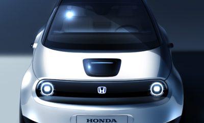 • Την παγκόσμια πρεμιέρα ενός νέου ηλεκτρικού πρωτοτύπου οχήματος ανακοίνωσε η Honda για την Έκθεση Αυτοκινήτου της Γενεύης 2019 • Αποκαλύφθηκαν τα πρώτα σχέδια του πρωτοτύπου • Το επόμενο βήμα στη δέσμευση της Honda για τον εξηλεκτρισμό της γκάμας της, με τα δύο τρίτα των Ευρωπαϊκών της πωλήσεων να είναι ηλεκτρικά / plug-in υβριδικά οχήματα μέχρι το 2025 Η Honda επιβεβαίωσε την παγκόσμια πρεμιέρα του πρωτοτύπου ενός νέου ηλεκτρικού μοντέλου στην Έκθεση Αυτοκινήτου της Γενεύης, το Μάρτιο του 2019. Το νέο ηλεκτρικό όχημα της Honda έχει εξελιχθεί με έμφαση στη λειτουργικότητα και την πρακτικότητα, κάτι που επιβεβαιώνεται μέσα από τις καθαρές, απλές και μοναδικές σχεδιαστικές γραμμές του πρωτοτύπου. Η εικόνα μαρτυρά τη σαφή σχέση του με το Urban EV Concept της Honda που παρουσιάστηκε αρχικά στην Έκθεση Αυτοκινήτου της Φρανκφούρτης 2017. Το ντεμπούτο το νέου πρωτοτύπου εντάσσεται στο 'Ηλεκτρικό Όραμα' ('Electric Vision') της Honda, μιας δέσμευσης ότι τα δύο τρίτα των Ευρωπαϊκών πωλήσεων της εταιρίας θα είναι μοντέλα με ηλεκτρική / plug-in υβριδική τεχνολογία μέχρι το 2025. Μία έκδοση μαζικής παραγωγής θα κυκλοφορήσει αργότερα μέσα στη χρονιά.