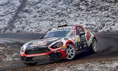 To Abarth 124 Rally ξεκίνησε ιδανικά τις αγωνιστικές υποχρεώσεις του εξασφαλίζοντας τη νίκη στο Rally Monte Carlo στην κατηγορία FIA R-GT. H Bernini Rally Team με πλήρωμα τους Ιταλούς Enrico Brazzoli και Manuel Fenoli κατέκτησαν τη νίκη στην κατηγορία τους. Το σερί νικών συνεχίζεται για το Abarth 124 Rally, το οποίο το 2019 θα συμμετέχει εκτός των άλλων στο Abarth Rally Cup και στο Ευρωπαϊκό Πρωτάθλημα. Ο αγώνας ήταν ιδιαίτερα δύσκολος λόγω του παγετού και των χαμηλών θερμοκρασιών Η αγωνιστική χρονιά του 2019 ξεκίνησε ιδανικά για το Abarth 124 rally, το οποίο στα χέρια του Enrico Brazzoli κατέκτησε την νίκη στην κατηγορία του στο φημισμένο Rally Monte Carlo. Για ακόμα μία χρονιά ο αγώνας αποτέλεσε μία πραγματική πρόκληση, με τους οδηγούς να επιλέγουν ελαστικά με καρφιά για τις περισσότερες ειδικές διαδρομές, ενώ μόνο στο τελευταίο σκέλος που περιλάμβανε και δύο περάσματα του θρυλικού Col de Turini, ήταν εφικτή η επιλογή ελαστικών για στεγνό οδόστρωμα. «Είμαστε πολύ ενθουσιασμένοι. Είναι ένα εξαιρετικό αποτέλεσμα. Σχεδιάσαμε τα πάντα μέχρι την τελευταία λεπτομέρεια και είμαι πολύ περήφανος που καταφέραμε αυτό το αποτέλεσμα στον πρώτο αγώνα μας. Το Abarth 124 rally είναι εξαιρετικά ανταγωνιστικό, αλλά και διασκεδαστικό στην οδήγηση. Οι ειδικές του Monte Carlo είναι πάντα πολύ απαιτητικές, αλλά καταφέραμε να τερματίσουμε στο Monaco χωρίς προβλήματα.» Enrico Brazzoli - Οδηγός της Bernini Rally Team με Abarth 124 rally Ο επόμενος αγώνας για τους Brazzoli - Fenoli και το Abarth 124 rally, είναι στα τέλη Μαρτίου το Rallye Tour de Corse, δεύτερος γύρος του πρωταθλήματος FIA R-GT. Το αγωνιστικό για το 2019 έχει δεχθεί μια σειρά τεχνικών βελτιώσεων που προέκυψαν από την εντατική προσπάθεια του δοκιμαστή της μάρκας Alex Fiorio. Οι μηχανικοί εστίασαν σε όλα τα βασικά εξαρτήματα συμπεριλαμβανομένου του κινητήρα, του κιβωτίου ταχυτήτων και της ανάρτησης, έτσι ώστε να βελτιώσουν την απόδοση, αλλά και τη φιλικότητα του αυτοκινήτου.