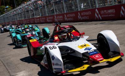 • Δύο Audi e-tron FE05 στην 1η και 3η θέση στο E-Prix του Σαντιάγο, στη Χιλή • Το ηλεκτρικό μονοθέσιο της Audi έδειξε ότι και εφέτος θα είναι ο πρωταγωνιστής στο πρωτάθλημα της Formula E • Πρώτη νίκη με Audi e-tron FE05 για την ιδιωτική ομάδα Envision Virgin Racing, με τον πιλότο της, Σαμ Μπερντ , να προηγείται πλέον στο πρωτάθλημα Με εντυπωσιακό τρόπο ολοκληρώθηκε για την Audi το E-Prix του Σαντιάγο, στη Χιλή. Σε έναν αγώνα που διεξήχθη κάτω από τις πιο θερμές συνθήκες (37 βαθμοί Κελσίου) στην ιστορία της Formula E, τα ηλεκτρικά μονοθέσια της Audi τερμάτισαν στην 1η και 3η θέση. Το Audi e-tron FE05 με οδηγό τον Σαμ Μπερντ (Sam Bird), της ιδιωτικής ομάδας Envision Virgin Racing κατέκτησε τη νίκη, με το Audi e-tron FE05 του Ντάνιελ Αμπτ (Daniel Abt), οδηγού της Audi Sport ABT Schaeffler, πρωταθλήτριας ομάδας της περασμένης σαιζόν στη Formula E, να τερματίζει τρίτο. Με τη νίκη του αυτή, ο Βρετανός Σαμ Μπερντ προηγείται στο πρωτάθλημα οδηγών, μετά από τρεις αγώνες. Ο αγώνας στη Χιλή, χαρακτηρίστηκε από την κυριαρχία των Audi e-tron FE05. Το ηλεκτρικό μονοθέσιο της Audi, με τη νέα κινητήρια μονάδα (Motor Generator Unit) που έχει εξελιχθεί από κοινού με την ABT Schaeffler, έδειξε ότι θα είναι ο πρωταγωνιστής και στην εφετινή σεζόν. Αξίζει να σημειωθεί ότι ο Ντάνιελ Αμπτ έκανε τον ταχύτερο γύρο στον αγώνα ενώ ο έτερος οδηγός της ομάδας, ο Βραζιλιάνος Λούκας ντι Γκράσσι (Lucas di Grassi), έκανε τον πρώτο χρόνο στα ελεύθερα δοκιμαστικά ενώ στον αγώνα φάνηκε άτυχος, τερματίζοντας τελικά στη 12η θέση. Επόμενος αγώνας της Formula E το E-Prix στο Μεξικό, στις 16 Φεβρουαρίου 2019.