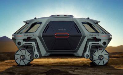 """Στην CES 2019, παρουσίασε η Hyundai ένα εντελώς νέο concept ρομποτικού οχήματος που συνδυάζει τη δύναμη της ρομποτικής και της τεχνολογίας EV, ώστε να μεταφέρει τους ανθρώπους εκεί όπου δεν μπορούσε κανένα όχημα έως σήμερα. Το """"Elevate"""" της Hyundai θα επαναπροσδιορίσει την αντίληψή μας για την κινητικότητα των οχημάτων, αφού μπορεί και κινείται τόσο με τους τροχούς του, ως κανονικό αυτοκίνητο, όσο και ως τετράποδο ρομπότ. To όχημα είναι ικανό να κινηθεί σε περιοχές που έχουν πληγεί από πυρκαγιές, σεισμούς, τυφώνες, πλημμύρες κ.α., καθώς και σε εδάφη που άλλα οχήματα δεν θα μπορούσαν να τα καταφέρουν. Το """"Elevate"""" αποτελεί μια αρθρωτή ηλεκτροκίνητη πλατφόρμα ικανή να αλλάζει μορφή, έτσι ώστε να προσαρμόζεται σε διαφορετικές καταστάσεις. Είναι ικανό να μιμείται το βάδισμα τόσο των θηλαστικών, όσο και των ερπετών, κάτι που του δίνει τη δυνατότητα να κινείται προς κάθε κατεύθυνση. Όταν δεν χρειάζεται τα πόδια, αυτά διπλώνουν πάνω στο «σώμα» του και κόβει την παροχή ενέργειας, μεγιστοποιώντας την αποδοτικότητα της μπαταρίας και λειτουργώντας ως κανονικό όχημα. Μέσα στο """"Elevate"""", οι επιβάτες θα βιώσουν ένα όχημα απολύτως σχεδιασμένο για να αντιμετωπίσει άνετα τις δυσκολίες και του πιο σκληρού εδάφους. Οι τεχνικές βελτιώσεις περιλαμβάνουν: • Ρομποτικά πόδια με πέντε βαθμούς ελευθερίας και μετατροπή σε τροχούς • Ικανότητα βαδίσματος σε ρυθμούς θηλαστικών και ερπετών • Δυνατότητα αναρρίχησης σε κάθετο τοίχο με τα πέντε πόδια • Βηματισμό πάνω από κενό εκτάσεως πέντε ποδιών • Non-back κινητήρες που επιτρέπουν την ακινητοποίηση των ποδιών σε οποιαδήποτε θέση • Αρθρωτή πλατφόρμα ηλεκτρικών οχημάτων «Συνδυάζοντας τη δύναμη της ρομποτικής με την τελευταία τεχνολογία ηλεκτροκίνητων οχημάτων της Hyundai, το Elevate έχει τη δυνατότητα να μεταφέρει ανθρώπους εκεί που δεν έχει πάει ποτέ ξανά αυτοκίνητο και να επαναπροσδιορίζει την αντίληψή μας ως προς την ελευθερία κίνησης των οχημάτων» δήλωσε ο κ. David Bayron, Design Manager της εταιρίας Sundberg-Ferar, που ανέπτυξε το """"Elevate"""" σε """