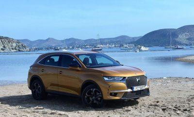 """Το νέο μοντέλο της DS Automobiles, το πρωτοποριακό Luxury SUV DS 7 Crossback, προκαλεί μεγάλη εντύπωση και κερδίζει διακρίσεις. O εκλεπτυσμένος χαρακτήρας του, η σχεδιαστική κομψότητα, η κατασκευαστική αρτιότητα, η πληρότητα του εξοπλισμού, αλλά και η κορυφαία οδική συμπεριφορά που συνδυάζεται με απαράμιλλη άνεση για τους επιβάτες, το κατατάσσουν μεταξύ των καλύτερων προτάσεων στη δημοφιλή κατηγορία των μεσαίων SUV. Η Γαλλική φινέτσα και το εκλεπτυσμένο στυλ που διαθέτει το νέο DS 7 Crossback, αποτέλεσε το κριτήριο ανάδειξής του από τα Αριστεία 2018 – 2019 του περιοδικού 4 ΤΡΟΧΟΙ (μοντέλα που ξεχώρισαν τους τελευταίους 12 μήνες) και της καταξιωμένης συντακτικής του ομάδας, ως το πιο ξεχωριστό αυτοκίνητο στον τομέα της σχεδίασης. Τα υλικά που κοσμούν τον εσωτερικό διάκοσμο του DS 7 Crossback, η προσοχή στην λεπτομέρεια και η αίσθηση της haute couture της αυτοκίνησης, οδήγησαν το πολυτελές SUV, στην πρώτη επιλογή της συντακτικής ομάδας των 4 ΤΡΟΧΩΝ, στην κατηγορία των Luxury SUV. Η Γαλλική πολυτέλεια και η άνεση που προσφέρει, συντέλεσαν σε μία σημαντική διάκριση από το περιοδικό CAR AND DRIVER. Όπως κάθε χρόνο, έτσι και φέτος η έμπειρη συντακτική ομάδα του καταξιωμένου περιοδικού, χρησιμοποίησε συγκεκριμένα κριτήρια επιλογής για να καταλήξει στα """"Best in Class"""" μοντέλα 10 δημοφιλών κατηγοριών. Αξιολογώντας τα συγκριτικά πλεονεκτήματα του νέου Luxury SUV DS 7 Crossback, το περιοδικό CAR AND DRIVER το ανακήρυξε ως το καλύτερο Premium Αυτοκίνητο του 2019 (Best Premium Car). Ανάλογα μεγάλη είναι και η διάκριση που έλαβε το DS 7 Crossback και από τους αναγνώστες του Auto Τρίτη, του μεγαλύτερου εβδομαδιαίου αυτοκινητιστικού περιοδικού στη χώρα. Οι αναγνώστες του Auto Τρίτη, στο πλαίσιο των βραβεύσεων Best Car 2019, ξεχώρισαν το Luxury SUV DS 7 Crossback ως το πιο ωραίο αυτοκίνητο της χρονιάς. Ο κύριος Δημήτρης Καββούρης, Chief Operating Officer της Citroen και της DS Automobiles στην Ελλάδα, δήλωσε: """"Ιδιαίτερα τιμητικές είναι και οι τρεις διακρίσεις για το μοντέλο της DS A"""
