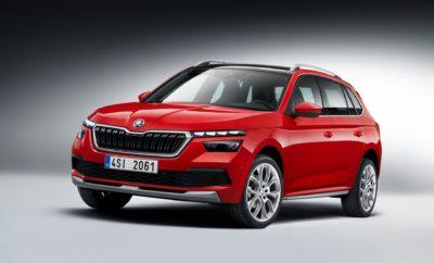 """• Η SKODA παρουσιάζει το νέο μέλος στη γκάμα των SUV της • Το νέο SKODA KAMIQ συνδυάζει τα προτερήματα ενός SUV με την ευελιξία ενός compact μοντέλου • Πρεμιέρα του νέου SKODA KAMIQ στο Σαλόνι Αυτοκινήτου της Γενεύης την επόμενη εβδομάδα Η SKODA αποκάλυψε το ολοκαίνουργιο KAMIQ, το πολυαναμενόμενο compact SUV της. Το KAMIQ συνδυάζει τα προτερήματα ενός SUV, όπως μεγαλύτερη απόσταση από το έδαφος και πιο ψηλά τοποθετημένη θέση οδήγησης, με την ευελιξία που χαρακτηρίζει ένα μοντέλο compact διαστάσεων. Με εκφραστικό, σύγχρονο design, κορυφαία συστήματα υποβοήθησης οδηγού και ασφάλειας, υποδειγματικό επίπεδο συνδεσιμότητας και state-of-the-art infotainment, παράλληλα με άφθονους χώρους, το νέο KAMIQ θα ικανοποιήσει το ίδιο άνετα τις ανάγκες μιας οικογένειας ή ένα πιο ενεργό lifestyle, τόσο μέσα όσο και έξω από την πόλη. Το KAMIQ φιλοδοξεί να έχει την ίδια πετυχημένη εμπορική καριέρα όπως τα μεγαλύτερα """"αδέρφια"""" του, KAROQ και KODIAQ. Το design του KAMIQ είναι ξεχωριστό, με λεπτομέρειες που τονίζουν έναν περιπετειώδη, off-road χαρακτήρα. Φαρδιά γρίλια εμπρός, με έντονες ακμές και ένα δυναμικό spoiler να κυριαρχεί. Το KAMIQ είναι το πρώτο μοντέλο της SKODA με δυναμικούς δείκτες πορείας εμπρός και πίσω και διαιρούμενους προβολείς LED, με φώτα ημέρας που στη full-LED έκδοση μοιάζουν με τέσσερα πολύτιμα πετράδια. Στο πλάι, εντυπωσιάζει το ιδιαίτερα αρμονικό design που συνδυάζεται με μεγάλους τροχούς 16 έως 18 ιντσών και αυξημένη – 37 χιλιοστά μεγαλύτερη από αυτήν του SCALA – απόσταση από το έδαφος. Πίσω, τα χαρακτηριστικά φωτιστικά σχήματος C υπογραμμίζουν ότι και το KAMIQ ανήκει στην οικογένεια SUV της SKODA. Χτισμένο στην πλατφόρμα MQB του Group, το νέο compact SUV έχει μήκος μόλις 4,241 μ., πλάτος 1,793 μ. και ύψος 1,531 μ. Το μακρύ μεταξόνιο των 2,651 μ. εγγυάται άφθονους χώρους για πέντε επιβάτες και τις αποσκευές τους. Ο χώρος αποσκευών των 400 λίτρων αυξάνεται στα 1.395 όταν πέσουν τα πίσω καθίσματα. Το αναδιπλούμενο κάθισμα συνοδηγού δίνει τη δυνατότητα μεταφοράς αντ"""