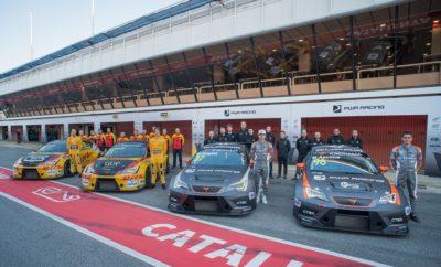  Η PWR by CUPRA Racing team θα αποτελείται από τους Mikel Azcona και Daniel Häglofs  Tom Coronel και Aurélien Panis θα οδηγήσουν για την Comtoyou-DHL by CUPRA Racing  Η CUPRA θα συμμετέχει σε 160 αγώνες σε διαφορετικά πρωταθλήματα TCR αυτή τη σεζόν Κηφισιά, 28-03-2019 – Μετά από ένα επιτυχημένο 2018 στο TCR International Series, το αγωνιστικό πνεύμα της CUPRA ξαναζωντανεύει στο WTCR – FIA World Touring Car Cup presented by OSCARO. Η μάρκα θα είναι παρούσα στη φετινή σεζόν του WTCR με τέσσερις οδηγούς στο τιμόνι του CUPRA TCR, το φετινό όπλο ταχύτητας για την PWR by CUPRA Racing team και την Comtoyou-DHL by CUPRA Racing. Στη γραμμή εκίνησης, η PWR by CUPRA Racing team θα κάνει την πρώτη της παγκόσμια εμφάνιση με το νικητή του τίτλου TCR Europe Mikel Azcona και το Σουηδό Daniel Häglofs. Αντίστοιχα η Comtoyou-DHL by CUPRA Racing θα σχηματιστεί από τους Ολλανδούς Tom Coronel και Aurélien Panis, τον υιό του γνωστού οδηγού της Formula 1, Olinier Panis. To 2019 θα αποτελέσει την πιο ανταγωνιστική σεζόν για το touring car international series, με ένα #WTCR2019SUPERGRID 26 αυτοκινήτων και ισχυρή σύγκρουση γενεών μεταξύ νέων οδηγών και έμπειρων πιλότων. Μεταξύ επτά κατασκευαστών, η CUPRA ενσαρκώνει τέλεια το φετινό αγωνιστικό πνεύμα ενσωματώνοντας την παράδοση και την εξέλιλη της SEAT Sport με το σύγχρονο χαρακτήρα και την πρωτοποριακή τεχνολογία της μάρκας CUPRA. Ελπιδοφόρο μήνυμα Μετά την επίτευξη πολλαπλών νικών πρωταθλήματος στο STCC - TCR Scandinavia, η PWR by CUPRA Racing μεταπηδά στο υψηλότερο επίπεδο αγώνων αυτοκινήτων με την πρώτη της σεζόν στο WTCR. Η Σουηδική ομάδα θα εκπροσωπείται από τον συνιδρυτή της, Daniel Häglofs και τον 22χρονο Ισπανό Mikel Azcona, ο οποίος συνδυάζει την εμπειρία και την νεαρή ηλικία που απαιτείται για να αγωνιστεί με διεθνή επιτυχία. Ως βετεράνος οδηγός που δημιούργησε την ομάδα του πριν από επτά χρόνια, ο Häglof έχει μακρά ιστορία νικών, πετυχαίνοντας την τρίτη θέση στο STCC - TCR Scandinavia 2018, με έξι βάθρα και δύο νίκες. Νικητήρια φόρ
