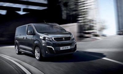 Το Peugeot Traveller Lux