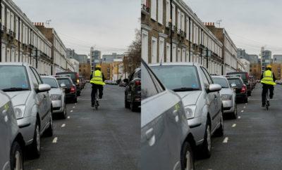 """• Οι οδηγοί αυτοκινήτων που κυκλοφορούν και με ποδήλατο είναι πιο παρατηρητικοί από τους υπόλοιπους, σύμφωνα με νέα έρευνα που πραγματοποιήθηκε υπό την αιγίδα της Ford Motor Company • Η έρευνα δείχνει ότι οι """"ποδηλάτες"""" οδηγοί αυτοκινήτων εντοπίζουν ταχύτερα μικρές αλλά σημαντικές αλλαγές στα κυκλοφοριακά δρώμενα. Σε γενικές γραμμές, η οξυμένη αντίληψη μπορεί να επιταχύνει το χρόνο αντίδρασης αποτρέποντας τα ατυχήματα • Η Ford ενσωματώνει στο πρόγραμμα εκπαίδευσης νεαρών οδηγών Ford Driving Skills for Life την καμπάνια """"Share The Road"""", που προάγει την αρμονική συνύπαρξη μεταξύ των χρηστών του δρόμου Το πιθανότερο είναι να μπορείτε να εντοπίσετε μία μικρή αλλά σημαντική διαφορά παρατηρώντας προσεκτικά για περίπου δέκα δευτερόλεπτα τις δύο παραπάνω φωτογραφίες.* Αν όμως είστε οδηγός αυτοκινήτου που χρησιμοποιεί και ποδήλατο, οι πιθανότητες να βρείτε ταχύτερα τη διαφορά είναι περισσότερες! Μπορεί τελικά να είναι απλά θέμα χιλιοστών του δευτερολέπτου – όμως η ταχύτητα με την οποία γίνεται αντιληπτό ένα συμβάν στο δρόμο, μπορεί να επηρεάσει το χρόνο αντίδρασης και τι θα συμβεί στη συνέχεια. Η Ford ανέθεσε τη διεξαγωγή μιας έρευνας στο πλαίσιο της καμπάνιας """"Share The Road"""" που προωθεί την αρμονική συνύπαρξη μεταξύ των χρηστών του δρόμου, ώστε όλοι να μπορούν να απολαμβάνουν ασφαλέστερα ταξίδια. Η ενότητα """"Share The Road"""" ενσωματώνεται τώρα στο πρόγραμμα εκπαίδευσης νέων οδηγών της εταιρείας Ford Driving Skills for Life (Ford DSFL). «Οι νέοι οδηγοί χρειάζεται να αναπτύξουν ικανότητες που θα τους βοηθήσουν να αποκτήσουν αυτοπεποίθηση, σύνεση και υπευθυνότητα. Κατανοώντας πόσο σημαντικό είναι, για παράδειγμα, να αφήνουν αρκετό χώρο στο δρόμο για τους ποδηλάτες, τα ταξίδια μπορούν να γίνουν ασφαλέστερα και πιο απολαυστικά για όλους» δήλωσε ο Jim Graham, manager, Ford DSFL. Για τις ανάγκες της έρευνας, η Ford ζήτησε από 2.000 άτομα σε Γαλλία, Γερμανία, Ιταλία, Ισπανία και Μ. Βρετανία να παρατηρήσουν ζεύγη φαινομενικά ίδιων φωτογραφιών που απεικονίζουν διάφορες καταστάσεις στ"""