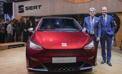 / Η αυτοκινητοβιομηχανία παρουσιάζει το παγκόσμιο όραμα της για την ηλεκτρική κινητικότητα, από ένα διθέσιο όχημα πόλης μέχρι το υψηλής απόδοσης CUV / Παγκόσμια Πρεμιέρα του πρωτότυπου el-Born, του πρώτου 100% ΕV της SEAT βασισμένο στην πλατφόρμα MEB και του CUPRA Formentor, ενός υψηλής απόδοσης υβριδικού CUV με CUPRA DNA / Επίσης το ντεμπούτο του κάνει και το SEAT Minimó, ο μικρός σύμμαχος πόλης που αναμένεται να φέρει την επανάσταση στη micromobility / Η SEAT συνεχίζει τη διψήφια αύξηση πωλήσεων και το 2019 (+12.8%) ενώ οι πωλήσεις CUPRA αυξήθηκαν κατά 101.4% H SEAT ξεκινά «επιθετική» στρατηγική e-mobility στο Σαλόνι Αυτοκινήτου της Γενεύης. Στο πλαίσιο μιας από τις σημαντικότερες συναντήσεις για την αυτοκινητοβιομηχανία, η μάρκα παρουσιάζει το όραμά της για την ηλεκτρική τεχνολογία που εφαρμόζεται σε διαφορετικά οχήματα όπως ένα αστικό διθέσιο ή ένα υψηλής απόδοσης CUV, δύο συμπληρωματικές εναλλακτικές προτάσεις για τις σύγχρονες ανάγκες κινητικότητας. Η εταιρία παρουσιάζει για πρώτη φορά παγκοσμίως στη Γενεύη δύο πρωτότυπα αυτοκίνητα: το el-Born, το πρώτο 100% ηλεκτρικό όχημα βασισμένο στην πλατφόρμα MEB της Volkswagen Group και το CUPRA Formentor, ένα υψηλής απόδοσης υβριδικό CUV με CUPRA DNA, το πρώτο όχημα που κατασκευάστηκε ειδικά για τη συγκεκριμένη μάρκα. Επίσης στο Σαλόνι Αυτοκινήτου κάνει την πρώτη εμφάνισή του το SEAT Minimó, ένας μελλοντικός σύμμαχος της πόλης που πρόκειται να φέρει την επανάσταση στην αστική micromobility. Όλα τα μοντέλα υπογραμμίζουν τη δέσμευση της εταιρείας στην ανάπτυξη βιώσιμης κινητικότητας. Η SEAT έχει εξοπλίσει και τα τρία concepts με τεχνολογία υπερ-συνδεσιμότητας όπως 5G και συστήματα infotainment φωνητικού ελέγχου που έχουν αναπτυχθεί τα τελευταία χρόνια και που καθιστούν τη SEAT πρωτοπόρο σε αυτόν τον τομέα. Η ηλεκτροκίνηση, η συνδεσιμότητα και η μικρο-κινητικότητα, μαζί με τα ρεκόρ πωλήσεων και τα οικονομικά αποτελέσματα, αποτελούν τα κύρια προτερήματα που καθιστούν την SEAT ως μία εταιρεία με εγγυημένο μέλλον. Στη συνέντ