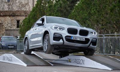 Με μεγάλη επιτυχία πραγματοποιήθηκε από τις 15 - 17 Μαρτίου, η εκδήλωση BMW X Passion του BMW Group Hellas για τα μοντέλα ΒΜ W X. Το τριήμερο ξεκίνησε με ένα πάρτι γεμάτο από γνήσια οδηγική απόλαυση, μοναδική σχεδίαση και δυναμικό χαρακτήρα που προσφέρουν τα συγκεκριμένα μοντέλα BMW. Εκλεκτοί προσκεκλημένοι και φίλοι της μάρκας, απόλαυσαν το μουσικό show από το Νο.1 συγκρότημα της Ελλάδας, Μέλισσες, που απογείωσε την φεστιβαλική ατμόσφαιρα, ενώ είχαν τη δυνατότητα να γνωρίσουν τις δυνατότητες των μοντέλων BMW X σε έναν χώρο ειδικά διαμορφωμένο για off-road – και όχι μόνο – οδήγηση. Ανάμεσα στους επώνυμους καλεσμένους ήταν και οι Άνθιμος Ανανιάδης, Ραμόνα Βλαντή, Γιώργος Καπουτζίδης, Στέλιος Κουδουνάρης, Κώστας Μαρτάκης, Μάγδα Τσέγκου, Ιορδάνης Χασαπόπουλος και Xenia Ghali που έζησαν από κοντά τη συναρπαστική εμπειρία BMW X! «Από το αθλητικό έως το ασφαλές, το πολυτελές έως το περιπετειώδες, υπάρχει ένα μοντέλο BMW X για κάθε οδηγό. Χαιρόμαστε με τον ενθουσιασμό και την αποδοχή που είδαμε αυτό το τριήμερο από τους καλεσμένους μας στην Αθήνα και θα διατηρήσουμε αμείωτο το έντονο ενδιαφέρον που υπάρχει για τα μοντέλα BMW X σε όλα τα σημεία επαφής με τους πελάτες μας», δήλωσε ο κύριος Karim-Christian Haririan, Πρόεδρος και Διευθύνων Σύμβουλος του BMW Group Hellas. Η εκδήλωση BMW X Passion θα βρίσκεται στις 30 Μαρτίου στη Θεσσαλονίκη για να φιλοξενήσει τους φίλους της μάρκας στην Βόρεια Ελλάδα. Για συμμετοχές, οι ενδιαφερόμενοι μπορούν να επικοινωνήσουν με το Δίκτυο Επίσημων Εμπόρων του BMW Group Hellas.