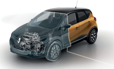 Το κορυφαίο σε πωλήσεις μοντέλο της κατηγορίας του στην Ευρώπη, το Renault CAPTUR, απογειώνει τις δυνατότητές του με το νέο turbo βενζινοκινητήρα Energy 1.3 TCe με 130 και 150 ίππους και εντυπωσιάζει με την τιμή του, από 15.980€. Το Renault CAPTUR δε χρειάζεται συστάσεις. Έχοντας κατακτήσει επί σειρά ετών, όπως και το 2018, την 1η θέση των πωλήσεων της κατηγορίας του σε ευρωπαϊκό επίπεδο, έχει αποδείξει πως πρόκειται για ένα από τα πιο ολοκληρωμένα compact crossover της αγοράς. Η ελκυστική του εμφάνιση, με σύγχρονα στοιχεία σχεδιασμού, όπως τα χαρακτηριστικά C-Shaped φωτιστικά σώματα LED εμπρός, δεν αποτελούν παρά την αφορμή για να προσέξει κανείς τις αρετές αυτού του πρωτοποριακού μοντέλου της Renault. Οι compact διαστάσεις του το καθιστούν ιδανικό για την κίνηση σε αστικό περιβάλλον, την ώρα που οι χώροι του είναι από τους κορυφαίους της κατηγορίας, με το συρόμενο πίσω κάθισμα να προσφέρει δυνατότητα μεταφοράς αποσκευών έως 455 λίτρων. Οι πολλαπλές επιλογές εξατομίκευσης και η αυξημένη απόσταση από το έδαφος των 17 εκατοστών, το αναδεικνύουν ως την ιδανική επιλογή για κάθε γούστο και κάθε μετακίνηση. Οι έξυπνες και πρακτικές λύσεις, όπως το ευρύχωρο συρτάρι Easy Box και οι αφαιρούμενες με φερμουάρ επενδύσεις καθισμάτων Zip Collection, δε λείπουν από το εσωτερικό του, ενώ η λίστα εξοπλισμού άνεσης και ασφάλειας περιλαμβάνει ό,τι μπορεί να ζητήσει ο οδηγός σήμερα. Από το σύγχρονο σύστημα infotainment Renault R-Link Evolution, με οθόνη αφής 7 ιντσών, μέχρι το Easy Park Assist, που βοηθάει τον οδηγό να παρκάρει αυτόματα, το Hill Start Assist, αλλά και το Blind Spot Warning για να μην έχει ο οδηγός «τυφλές» γωνίες όταν ελίσσεται ανάμεσα στις λωρίδες. Και όλα αυτά σε ένα πακέτο που προσφέρει κορυφαία άνεση και ασφάλεια, αφού το πλαίσιο, η ανάρτηση και το τιμόνι είναι προσαρμοσμένα ώστε να εξασφαλίζουν ότι, τόσο στην πόλη όσο και στον ανοιχτό δρόμο, οδηγός και επιβάτες απολαμβάνουν στο έπακρο την εμπειρία οδήγησης. Τώρα, η εμπειρία Renault CAPTUR κορυφώνεται! Τη γκάμα τω
