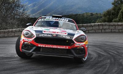 """Την ημέρα (31η Μαρτίου) που η Abarth γιόρταζε τα 70α της γενέθλια, το Abarth 124 rally έκανε το καλύτερο δώρο στη μάρκα κερδίζοντας την κατηγορία του στο Rallye Tour de Corse. Το Abarth 124 rally με τους Enrico Brazzoli και Manuel Fenoli κέρδισε την κατηγορία R-GT στο απαιτητικό Rallye Tour de Corse του WRC. Ο Ιταλός έχει πετύχει την απόλυτη συγκομιδή βαθμών στους δύο πρώτους αγώνες. Δύο Abarth βρέθηκαν στο βάθρο, με το δεύτερο Abarth 124 rally να κατακτά την 3η θέση με πλήρωμα τους Alberto Sassi και Fabio Cangini. Στα 70 χρόνια ιστορίας της, η Abarth έχει κατακτήσει περισσότερες από 10.000 νίκες. Η 70η επέτειος της Abarth, σφραγίστηκε από ακόμα μία νίκη, αυτή τη φορά στον απαιτητικό αγώνα Rallye Tour de Corse του WRC, ο οποίος προσμετρά στο θεσμό FIA R-GT Cup. Οι Enrico Brazzoli - Manuel Fenoli τερμάτισαν πρώτοι με το Abarth 124 rally, ενώ στην 3η θέση βρέθηκε το δεύτερο πλήρωμα της Bernini Rally Team με τους Alberto Sassi και Fabio Cangini. Για τον Brazzoli είναι η δεύτερη νίκη της χρονιάς, μετά την επικράτηση του στο Rally Montecarlo. Στις απαιτητικές διαδρομές του Tour de Corse, ο Ιταλός οδηγός κατάφερε στο τιμόνι του Abarth 124 rally να επικρατήσει και στις 12 ειδικές διαδρομές. Επόμενο ραντεβού για τον «Σκορπιό» είναι το Sanremo Rally που είναι προγραμματισμένο για τις 12-13 Ιουλίου. """"Είμαστε πολύ ικανοποιημένοι. Ο δεύτερος αγώνας πήγε πολύ καλά για εμάς και καταφέραμε να εξασφαλίσουμε ακόμα 25 βαθμούς. Ήταν ένας δύσκολος αγώνας, αλλά νιώθαμε άνετα με το αυτοκίνητο και δεν αντιμετωπίσαμε κανένα απολύτως πρόβλημα. Ανυπομονούμε για τον επόμενο αγώνα του Sanremo."""" Enrico Brazzoli """"Είμαι ευχαριστημένος για τον τερματισμό σε μία καλή θέση με ένα αυτοκίνητο που είναι καινούργιο για εμένα και σαφώς πιο γρήγορο και απαιτητικό από ένα R3T"""". Alberto Sassi Η συγκεκριμένη νίκη -που ήρθε στα 70α γενέθλια της μάρκας- έρχεται να προστεθεί σε περισσότερες από 10.000 νίκες που έχουν πετύχει τα αυτοκίνητα της Abarth. Στο παρελθόν τα Abarth 595, 695, 750, 850, 1000 κατέκτησαν πλ"""