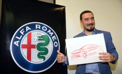 Ο κ. Αλέξανδρος Λιώκης, Lead Exterior Designer της Alfa Romeo Tonale, βρέθηκε στη χώρα μας και προσκεκλημένος της ΦΙΛΠΑ (Φίλοι του Παλαιού Αυτοκινήτου) παρουσίασε σε σχετική εκδήλωση την ιστορία πίσω από το εντυπωσιακό πρωτότυπο που σχεδίασε. Το πρωτότυπο Alfa Romeo Tonale αποτέλεσε μία από τις σημαντικότερες εκπλήξεις της φετινής έκθεσης αυτοκινήτου της Γενεύης. Η ΦΙΛΠΑ (Φίλοι του Παλαιού Αυτοκινήτου) διοργάνωσε μία ξεχωριστή εκδήλωση αφιερωμένη στον κ. Αλέξανδρου Λιώκη, Lead Exterior Designer της Tonale, όπου παρουσιάστηκε η φιλοσοφία και η ιστορία πίσω από τη δημιουργία του εντυπωσιακού πρωτοτύπου. Ο Έλληνας σχεδιαστής μίλησε για το πως η πλούσια ιστορία της μάρκας σε συνδυασμό με τη συνεχή αναζήτηση νέων ιδεών αποτέλεσαν την έμπνευση για το σχεδιασμό της Tonale. Με βασικό άξονα τις καθαρές γραμμές, την απλότητα και βέβαια την υψηλή αισθητική, η Tonale είναι άμεσα αναγνωρίσιμη ως μία πραγματική Alfa Romeo, χωρίς παράλληλα να αποτελεί μια επανάληψη άλλων μοντέλων της μάρκας. Η σκληρή δουλειά, η αγωνία και τελικά η χαρά της επιβράβευσης μετά από την εξαιρετική υποδοχή που επιφύλαξε το κοινό στο πρωτότυπο, εξιστορήθηκαν από τον κ. Λιώκη, ο οποίος στο τέλος της εκδήλωσης δημιούργησε μπροστά στο κοινό ένα σχέδιο της πρόσφατης δημιουργίας του. Το συντονισμό της παρουσίασης που πραγματοποιήθηκε στο φιλόξενο χώρο της ΦΙΛΠΑ στο Γέρακα, είχε ο δημοσιογράφος και μηχανολόγος μηχανικός κ. Τάκης Πουρναράκης, ενώ την εκδήλωση τίμησαν με την παρουσία τους ο Εμπορικός Ακόλουθος της Ιταλικής Πρεσβείας Αθηνών, κ. Enrico Barbato, καθώς και πλήθος φίλων του αυτοκινήτου.
