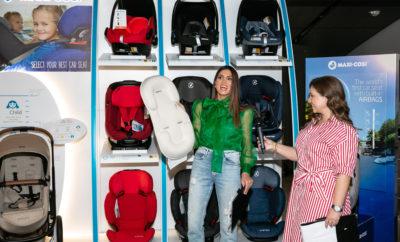 Μια ξεχωριστή εκδήλωση πραγματοποιήθηκε στο Ελληνικό Μουσείο Αυτοκινήτου την Πέμπτη 21 Μαρτίου από τη Lapin House, στο πλαίσιο της Πανελλαδικής Εβδομάδας Οδικής Ασφάλειας. Η μεγαλύτερη ελληνική πολυεθνική εταιρεία παιδικών ειδών, με αφορμή το λανσάρισμα των νέων πρωτοποριακών παιδικών καθισμάτων και καροτσιών του ηγέτη στην κατηγορία της, Maxi-Cosi, της οποίας είναι αποκλειστικός αντιπρόσωπος, προσκάλεσε εκλεκτούς φίλους και συνεργάτες σε μια άκρως ενδιαφέρουσα παρουσίαση με κεντρική ομιλήτρια τη δημοσιογράφο αυτοκινήτων Χριστίνα Σταθάκη, και συντονίστρια τη Σταματίνα Τσιμτσιλή. Η επιλογή του χώρου δεν ήταν τυχαία, καθώς στο μοναδικής αρχιτεκτονικής και αισθητικής πολυώροφο κτίριο του Ιδρύματος Χαραγκιώνη, οι φιλοξενούμενοι είχαν την ευκαιρία να περιηγηθούν σε περισσότερα από 100 συλλεκτικά εκθέματα και να ενημερωθούν για την εξέλιξη στην τεχνολογία των οχημάτων μέσα στους αιώνες. Bergamann Kord Στη συνέχεια, η ιδιοκτήτρια και Υπεύθυνη Εμπορικής Ανάπτυξης της Lapin House Κατερίνα Παπαϊωάννου καλωσόρισε τους καλεσμένους στην ειδικά διαμορφωμένη αίθουσα Belvedere με εντυπωσιακή θέα του μουσείου από ψηλά, όπου η γνωστή παρουσιάστρια και μητέρα τριών παιδιών Σταματίνα Τσιμτσιλή είχε έναν εποικοδομητικό διάλογο με τη Χριστίνα Σταθάκη, κόρη του αείμνηστου δημοσιογράφου αυτοκινήτων Άρη Σταθάκη, και σημερινή πρόεδρο του StAr – Μη Κερδοσκοπικό Ίδρυμα Άρη Σταθάκη για την Οδική Ασφάλεια, που υλοποιεί πολύ αξιόλογη δράση ενημέρωσης σε σχολεία και οργανισμούς ανά την Ελλάδα. Ούσα ενεργή δημοσιογράφος αυτοκινήτων και η ίδια –πρόκειται μάλιστα για τη μοναδική γυναίκα μέλος του Ελληνικού Συνδέσμου Συντακτών Αυτοκινήτου στα 31 χρόνια λειτουργίας του-, εκπαιδεύτρια ασφαλούς οδήγησης και οδηγικής συμπεριφοράς και οδηγός σε αγώνες ταχύτητας, η Χριστίνα Σταθάκη μοιράστηκε προσωπικές εμπειρίες και πολύτιμες συμβουλές με το κοινό, απαντώντας σε καίρια ερωτήματα σχετικά με την ασφάλεια στο αυτοκίνητο. Στο επίκεντρο του ενδιαφέροντος βρέθηκε το μεγάλο τεχνολογικό άλμα της Maxi-Cosi, το πρώτ