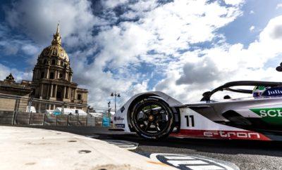 • Ο Ρόμπιν Φρίινς, στο τιμόνι του μονοθέσιου Audi e-tron FE05, ανέβηκε στο ψηλότερο σκαλί του βάθρου στον αγώνα της Formula E στο Παρίσι • Στους 8 πρώτους αγώνες του φετινού πρωταθλήματος Formula E έχουν αναδειχθεί 8 διαφορετικοί νικητές, οι τρεις με Audi e-tron FE05 • Με τη νίκη του αυτή ο Φρίινς προηγείται στο πρωτάθλημα οδηγών • Στην 3η θέση ο Ντάνιελ Αμπτ και στην 4η ο Λούκας ντι Γκράσσι, αμφότεροι με Audi e-tron FE05 Μετά τη Ρώμη, νέος αυτοκράτορας στο Παρίσι και το όνομα αυτού, Ρόμπιν Φρίινς (Robin Frijns). Το πρωτάθλημα της Formula E αποδεικνύει σε κάθε Ε-Prix πόσο συναρπαστικό είναι, αφού τη φετινή σεζόν σε 8 αγώνες μέχρι στιγμής έχουν αναδειχθεί 8 διαφορετικοί νικητές. Τρεις από αυτούς οδηγούσαν Audi e-tron FE05, με κυρίαρχο στην Πόλη του Φωτός τον Ολλανδό, Ρόμπιν Φρίινς. Σε έναν πολύ απαιτητικό αγώνα που διεξήχθη με διαρκώς εναλλασσόμενες καιρικές συνθήκες - τον ήλιο διαδέχθηκε βροχή, ενώ έπεσε και χαλάζι – ο Φρίινς ανέβηκε στο υψηλότερο σκαλί του βάθρου, πετυχαίνοντας την παρθενική του νίκη στη Formula E. Εξαιρετικό αγώνα έκανε και ο Ντάνιελ Αμπτ (Daniel Abt), στο τιμόνι ενός ακόμα Audi e-tron FE05, ο οποίος ξεκινώντας από την 7η θέση τερμάτισε τρίτος, ανεβαίνοντας φέτος για δεύτερη φορά στο βάθρο. Πίσω του, στην 4η θέση, οδηγώντας επίσης πολύ καλά, τερμάτισε ο Λούκας ντι Γκράσσι (Lucas di Grassi), που είχε ξεκινήσει όγδοος. Στην κατάταξη των οδηγών και μετά τη νίκη του στο Παρίσι προηγείται πλέον ο Ρόμπιν Φρίινς, ενώ ο Λούκας ντι Γκράσσι απέχει 11 βαθμούς από την κορυφή. Η Audi Sport ABT Schaeffler ήταν στο Παρίσι η πιο επιτυχημένη ομάδα, καθώς συγκέντρωσε τους περισσότερους βαθμούς, με αποτέλεσμα όπως δήλωσε χαρακτηριστικά ο Άλαν ΜακΝις, επικεφαλής της ομάδας, «να διεκδικεί και εφέτος, εν μέσω πολύ σκληρού συναγωνισμού, ένα ακόμη πρωτάθλημα στη Formula E». Το επόμενο, ένατο E-Prix του φετινού πρωταθλήματος, θα πραγματοποιηθεί στις 11 Μαΐου, στο Μονακό.