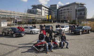 Ο μεγαλύτερος θεσμός αγώνων αυτοκινήτου για φοιτητές στην Ευρώπη είναι ένας διαγωνισμός σχεδίασης για νέα ταλέντα Η Opel στηρίζει πέντε Γερμανικά πανεπιστήμια κοντά σε εγκαταστάσεις της εταιρίας Η Opel διαθέτει φέτος πέντε Insignia Sports Tourer στις ομάδες φοιτητών Σχεδιασμός ενός αγωνιστικού αυτοκινήτου, κατασκευή του και συμμετοχή του σε αγώνες απέναντι στις κατασκευές άλλων ομάδων στην πίστα του Hockenheimring από τις 5-11 Αυγούστου 2019: Είναι το Formula Student, ο μεγαλύτερος θεσμός αγώνων αυτοκινήτου για φοιτητές σε όλη την Ευρώπη. Πάνω από 15 χρόνια η Opel είναι ένας από τους σημαντικότερους υποστηρικτές των αγώνων Formula Student. Εφέτος στηρίζει πέντε γερμανικά πανεπιστήμια που έχουν έδρα στις περιοχές του Rüsselsheim και του Kaiserslautern, υποβοηθώντας στο σχεδιασμό των μονοθέσιων αγωνιστικών αυτοκινήτων και στην κατασκευή των εξαρτημάτων τους, αλλά και παραχωρώντας το κέντρο δοκιμών της στο Rodgau-Dudenhofen. Επιπλέον, η Γερμανική μάρκα διευκολύνει τις μετακινήσεις των επίδοξων μηχανικών, διαθέτοντας σε κάθε ομάδα πανεπιστημίου ένα Opel Insignia Sports Tourer, ως επίσημο όχημα για όλη τη χρονιά. «Η Opel στηρίζει τις πανεπιστημιακές ομάδες Formula Student εδώ και πολλά χρόνια. Συνεργαζόμαστε στενά στη φάση ανάπτυξης και διαπιστώνουμε με πόσο διαφορετικούς τρόπους οι ομάδες δίνουν λύσεις στα προβλήματα και εισάγουν καινοτομίες. Σε αντάλλαγμα, τα νέα αυτά ταλέντα έχουν πρόσβαση στο engineering της Opel», δήλωσε ο Christian Müller, Επικεφαλής Μηχανολογίας, κατά την παράδοση των Insignia Sports Tourer στις ομάδες των πανεπιστημίων. Ο στόχος του θεσμού Formula Student είναι η δημιουργία ενός πρωτότυπου. Το μονοθέσιο πρέπει να υπακούει σε αυστηρές προδιαγραφές. Επιπλέον, οι ομάδες καλούνται να υπολογίσουν το κόστος σχεδιασμού και να παρουσιάσουν ένα επιχειρηματικό σχέδιο, όπως ακριβώς συμβαίνει με κάθε νέο μοντέλο της αυτοκινητοβιομηχανίας. Όταν αυτή η διαδικασία ολοκληρωθεί με επιτυχία, το μονοθέσιο κατεβαίνει στην πίστα. Η κατάταξη καθορίζεται από τις επιδόσ