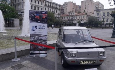 Το Ελληνικό Μουσείο Αυτοκινήτου – Ίδρυμα Θεοδώρου και Γιάννας Χαραγκιώνη, αποδεικνύοντας έμπρακτα την υποστήριξή του στην προαγωγή των εναλλακτικών προτύπων κινητικότητας με σκοπό την βελτιστοποίηση της ποιότητας ζωής στον αστικό ιστό και όχι μόνο, συμμετείχε στο Hi-Tech ECO Mobility Rally. Το Rally διοργανώθηκε από το Ελληνικό Ινστιτούτο Ηλεκτροκίνητων Οχημάτων (ΕΛ.ΙΝ.Η.Ο) στις 4 & 5 Μαϊου, με εκκίνηση και τερματισμό την Πλατεία Κοτζιά, όπου το μουσείο εξέθεσε το πρώτο ευρωπαϊκό ηλεκτρικό αυτοκίνητο μαζικής παραγωγής, ENFIELD 8000, ένα πρωτοποριακό ελληνικής κατασκευής όχημα, αφού η εταιρία είχε αγοραστεί από τους εφοπλιστές αδερφούς Γουλανδρή, και η παραγωγή των οχημάτων είχε μεταφερθεί από την Αγγλία στη Σύρο και συγκεκριμένα στο Νεώριο που τους ανήκε. Τη δεύτερη μέρα της διεξαγωγής του Rally, οι συμμετέχοντες επισκέφθηκαν το Ελληνικό Μουσείο Αυτοκινήτου – Ίδρυμα Θεοδώρου και Γιάννας Χαραγκιώνη, όπου ξεναγήθηκαν στα εκθέματα. Το ΕΛ.ΙΝ.Η.Ο, εκπροσωπεί, αντιπροσωπεύει και διασυνδέεται με 4 Πανεπιστήμια και Πολυτεχνεία, 1 Ερευνητικό Κέντρο για τις Μεταφορές και τη Βιώσιμη Κινητικότητα (Ι.ΜΕΤ), τον μεγαλύτερο παραγωγό ηλεκτρικής ενέργειας της χώρας (ΔΕΗ), τις μεγαλύτερες εταιρίες του ενεργειακού τομέα, κατασκευαστικές και εμπορικές επιχειρήσεις του τομέα μεταφορών, κατασκευαστικές και εμπορικές επιχειρήσεις του τομέα των υποδομών, τη Διεθνή Ομοσπονδία Αυτοκινήτου FIA για τις εναλλακτικές πηγές ενέργειας και την Ευρωπαϊκή Ομοσπονδία Ηλεκτροκίνησης AVERE.