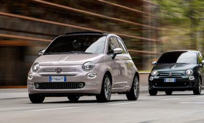 Το μοντέλο που αποτελεί σημείο αναφοράς για το χώρο του αυτοκινήτου, ανανεώνεται και επεκτείνει τη γκάμα του με τις κορυφαίες εκδόσεις Star και Rockstar. Η γκάμα του νέου 500, του μοντέλου ορόσημου που εξακολουθεί να κατακτά την Ευρώπη, ανανεώνεται και επεκτείνεται. Δύο εντελώς νέες εκδόσεις παρουσιάζονται για πρώτη φορά: η εκλεπτυσμένη 500 Star που απευθύνεται για όσους αναζητούν την απόλυτη κομψότητα και η δυναμική 500 Rockstar για όσους αγαπούν το σπορ χαρακτήρα. Για να γιορτάσει την επέτειο των 120 χρόνων από την ίδρυση της, η Fiat προσφέρει σε όσους αποκτήσουν τις νέες εκδόσεις δωρεάν 6 μήνες συνδρομή στο Apple Music. Με τις μεγαλύτερες από ποτέ δυνατότητες συνδεσιμότητας, οι εκδόσεις Star, Rockstar, Lounge και Sport εφοδιάζονται με το σύστημα πολυμέσων Uconnect με οθόνη αφής HD διάστασης 7'' και συμβατότητα με τα Apple CarPlay*και Android AutoTM* Ακόμα πιο κομψό και τεχνολογικά προηγμένο: Η νέα σειρά Fiat 500 έρχεται αναβαθμισμένη με νέες εκδόσεις. Η Fiat παρουσιάζοντας το 1957 την πρώτη γενιά και στη συνέχεια το 2007 αναβιώνοντας το όνομα με ένα σύγχρονο μοντέλο, κατάφερε να δημιουργήσει μία επανάσταση στο χώρο του αυτοκινήτου. Τώρα με τις νέες εκδόσεις κάνει ένα βήμα ακόμα ενισχύοντας την παρουσία του μοντέλου με καινοτόμα στοιχεία στιλ και τεχνολογίας. Όλα τα στοιχεία που έχουν κάνει ιδιαίτερα αγαπητό το μοντέλο συνεχίζουν να δίνουν το παρόν. Άλλωστε το 2018 το Fiat 500 πραγματοποίησε ρεκόρ πωλήσεων στην Ευρώπη με 194.000 μονάδες (Fiat και Abarth), ενώ τον περασμένο Μάρτιο κυριάρχησε στην κατηγορία, όπως και όλο το πρώτο 3μηνο του έτους όπου βρέθηκε στη δεύτερη θέση, πίσω μόνο από το απόλυτο best-seller Fiat Panda. Μια εντελώς νέα σειρά για μία ακόμα πιο ξεχωριστή εμπειρία εξατομίκευσης Προσωπικότητα, στιλ και ξεχωριστός χαρακτήρας, αυτά είναι τα τρία χαρακτηριστικά ενός μοντέλου που ενθουσιάζει το κοινό. Η έκδοση 500 Pop αποτελεί την είσοδο στο μαγικό κόσμο του μοντέλου, ενώ οι εκδόσεις Lounge και Sport σχεδιάστηκαν δίνοντας έμφαση στην κομψότητα και το δυ