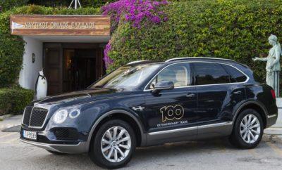 """• Το 2019 η Bentley Motors συμπληρώνει έναν αιώνα ζωής • Στην Ελλάδα, η Bentley εορτάζει την επέτειο με χορηγία του """"Spetses Classic Yacht Regatta 2019"""", του κορυφαίου διεθνή αγώνα κλασσικών και παραδοσιακών σκαφών στη χώρα • Στη συνέντευξη Τύπου του αγώνα, που δόθηκε στις εγκαταστάσεις του Ναυτικού Ομίλου Ελλάδος, μία Bentley Bentayga και μία Continental GT V8 Convertible εντυπωσίασαν προσθέτοντας μία ξεχωριστή νότα πολυτέλειας Τη χρονιά που διανύουμε η Bentley Motors εορτάζει τα 100 χρόνια από την ίδρυση της. Η βρετανική μάρκα υπερπολυτελών, χειροποίητων αυτοκινήτων ιδρύθηκε στις 10 Ιουλίου 1919 από το Walter Owen Bentley. Το όραμα του W.O., όπως τον αποκαλούσαν οι φίλοι του και όπως το μοιραζόταν μαζί τους, ήταν «να φτιάξει ένα καλό, ένα γρήγορο αυτοκίνητο, το καλύτερο στην κλάση του»! Ούτε ο ίδιος μπορούσε να φανταστεί στο ξεκίνημα της εταιρείας του ότι στο πέρασμα του χρόνου, η Bentley θα ταυτιζόταν με τον υπέρτατο συνδυασμό χειροποίητης πολυτέλειας και σπορ, δυναμικού χαρακτήρα. Με αφορμή τη συμπλήρωση ενός αιώνα ζωής, η Bentley Motors προγραμματίζει στη διάρκεια της χρονιάς πολλές εκδηλώσεις επετειακού χαρακτήρα, ανά την υφήλιο. Στο πλαίσιο αυτών των εορτασμών, η Bentley στην Ελλάδα είναι χορηγός του Spetses Classic Yacht Regatta 2019 (SCYR). Πρόκειται για τον κορυφαίο Διεθνή Αγώνα Κλασσικών και Παραδοσιακών Σκαφών στην Ελλάδα, που θα διεξαχθεί για 9η συνεχόμενη χρονιά στο πανέμορφο νησί του Αργοσαρωνικού, από τις 27 ως τις 30 Ιουνίου 2019, με διοργανωτή το Ναυτικό Όμιλο Ελλάδος και υπό την αιγίδα του Δήμου Σπετσών. Με φόντο τις μοναδικές Σπέτσες και στο θαλάσσιο στίβο ανάμεσα στο νησί και τις ακτές της Αργολίδας, η διοργάνωση περιλαμβάνει ιστιοδρομίες για κλασσικά και παραδοσιακά σκάφη, παραδοσιακές λέμβους και οικογενειακές λέμβους-dinghies. Η συμμετοχή σκαφών που έχουν γράψει ιστορία στις ελληνικές θάλασσες αλλά και εξαιρετικών αθλητών που έχουν τιμήσει τη χώρα μας παγκοσμίως, αποτελούν τον μοναδικό συνδυασμό του αγώνα Spetses Classic Yacht Regatta 2019, π"""