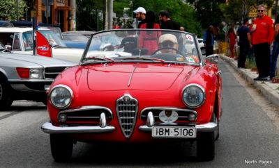Ξεπέρασε κάθε προηγούμενο σε αριθμό συμμετοχών και σε ποικιλία μοντέλων, η έκθεση ιστορικών αυτοκινήτων, «Connecting 3 Continents Historic Cars and Motorcycles 2019», που πραγματοποιήθηκε την Κυριακή 19 Μαΐου, στο Μαρούσι. Η Αμαρουσίου-Χαλανδρίου, από τη Σωρού ως τη Δελφών (Mε κέντρο το Gratzi Cafe), έκλεισε από συλλεκτικά μοντέλα δίτροχων και τετράτροχων, διαχρονικής ομορφιάς και αξίας, διαφυλάσσοντας μοναδικά, κάτι από την αίγλη του παρελθόντος. Μερικά από τα μεγαλύτερα club ιστορικών αυτοκινήτων της Ελλάδας, εκτέθηκαν στο κοινό. Οφθαλμολάγνες καλλονές, ξεμύτισαν από το χρονοντούλαπο της ιστορίας, χαρίζοντας σε όλους τους παρεβρισκομένους, μια ξεχωριστή εμπειρία. Ο Ελληνικός Σύλλογος Ιδιοκτητών Alfa Romeo, το Classic Mini Club Hellas, η Ιsmailos Classic (Α. Ισμαήλος Α.Ε,) με το μεγαλύτερο αριθμό αυτοκινήτων, τα αγαπημένα «αστέρια» της Mercedes, ο Ιταλικός μύθος της Lancia Delta HF Integrale 16V, καθώς και πάρα πολλοί ιδιώτες συλλέκτες, συμμετείχαν στο «Connecting 3 Continents Historic Cars and Motorcycles 2019». Μία εκδήλωση που με παρακαταθήκη την πληθώρα συμμετοχών και την αθρόα προσέλευση των φίλων του αυτοκινήτου και της μοτοσυκλέτας, την καθιστά πλέον θεσμό, αφού όλοι έδωσαν ραντεβού, το 2020, στην επόμενη. Την ευθύνη της διοργάνωσης της εκδήλωσης, που πραγματοποιήθηκε υπό την αιγίδα του Δήμου Αμαρουσίου, είχε η Class΄80 Cars Lovet, με τη διακριτική παρουσία στο χώρο της «Κιβωτού του Κόσμου». Τελικά και συμπερασματικά, είναι γεγονός πως ότι αντέχει στο χρόνο, εσωκλείει στην ύπαρξή του, την αξία του αυθεντικού, τη μοναδικότητα του ιστορικού και η αέναη μάχη μεταξύ του μοντέρνου και του κλασικού, μπορεί να μην έχει ακόμα αναδείξει νικητή, το σίγουρο όμως είναι ότι έχουν και οι δύο αμφότεροι, ένθερμο υποστηρικτή.