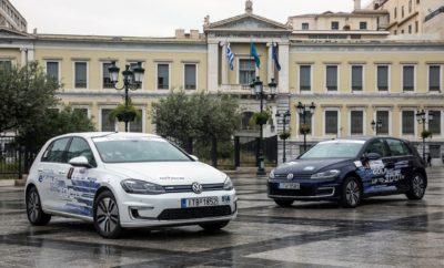 """• Το ηλεκτρικό Volkswagen e-Golf κατέκτησε την 1η θέση στο """"Hi-Tech EKO Mobility Rally 2019"""", αγώνα αποκλειστικά ηλεκτρικών αυτοκινήτων, που διεξήχθη στην Αττική • Το e-Golf κέρδισε τον αγώνα για δεύτερη συνεχή χρονιά • Νικητής του αγώνα στο τιμόνι του Volkswagen e-Golf ο Γάλλος Alex Stricher, ο οποίος στο παλμαρέ του έχει και την 1η θέση στο eRallye Monte-Carlo 2018 • Για πρώτη φορά στη δωδεκαετή ιστορία του αγώνα ένα μοντέλο κερδίζει και τα δύο αγωνιστικά σκέλη, τόσο αυτό της κατανάλωσης ενέργειας όσο και της regularity • Το e-Golf κατέκτησε τις δύο πρώτες θέσεις στο σκέλος κατανάλωσης ενέργειας, αποδεικνύοντας την ηγετική του θέση όσον αφορά στην ενεργειακή απόδοση • Ο αγώνας, που πλέον έχει εξελιχθεί σε θεσμό, διοργανώθηκε από το ΕΛ.ΙΝ.Η.Ο., συγκεντρώνοντας – εκτός από πληρώματα από την Ελλάδα – και πλήθος διεθνών συμμετοχών Με θρίαμβο του Volkswagen e-Golf, για δεύτερη συνεχή χρονιά, ολοκληρώθηκε το «Hi-Tech EKO Mobility Rally 2019». Το ηλεκτρικό μοντέλο της Volkswagen, επίσημη συμμετοχή της Kosmocar στον αγώνα, κυριάρχησε κατακτώντας την 1η θέση τόσο στη γενική κατάταξη όσο και στις δύο επιμέρους κατηγορίες, αυτές της κατανάλωσης ενέργειας και της regularity, κάτι που συμβαίνει για πρώτη φορά στη δωδεκαετή ιστορία του θεσμού! Ο ιδιαίτερα σημαντικός αγώνας, που τελεί υπό την αιγίδα της FIA και περιλαμβάνεται στο επίσημο καλεντάρι του FIA E-Rally Regularity Cup, διοργανώθηκε από το Ελληνικό Ινστιτούτο Ηλεκτροκίνητων Οχημάτων (ΕΛ.ΙΝ.Η.Ο.), το Σαββατοκύριακο 4-5 Μαΐου, στην Αττική. Η εκκίνηση δόθηκε το Σάββατο το μεσημέρι από την Πλατεία Κοτζιά, στο κέντρο της Αθήνας, με τα πληρώματα να διανύουν συνολική απόσταση σχεδόν 330 χιλιομέτρων, κατανεμημένη σε 4 σκέλη, πριν την καρό σημαία του τερματισμού και πάλι στην Πλατεία Κοτζιά, το απόγευμα της Κυριακής. Το e-Golf, με πλήρωμα τους Alex Stricher και Adrien Da Cunha Belves, πέτυχε κάτι μοναδικό στην ιστορία του αγώνα, που εφέτος είχε συμμετοχή αποκλειστικά ηλεκτρικών μοντέλων. Κατέκτησε την 1η θέση τόσο στο σκέλος της"""