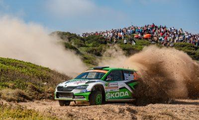 • Μετά το «1-2» στην Πορτογαλία η νέα SKODA Fabia R5 evo παίρνει το maximum των θέσεων στο βάθρο και των βαθμών και στη Σαρδηνία, επαναλαμβάνοντας τη θριαμβευτική εμφάνιση • Η SKODA Fabia R5 evo έκανε το «1-2» τόσο στην κατηγορία WRC 2 Pro όσο και στη γενική της κλάσης RC2 • Οι Kalle Rovanperä - Jonne Halttunen, στη μόλις πρώτη τους συμμετοχή στη Σαρδηνία, έκαναν εντυπωσιακό μα και συνετό αγώνα φέρνοντας τη SKODA Fabia R5 evo στην 1η θέση, μετά από σκληρή μάχη με τους ομόσταυλούς τους • Οι περσινοί πρωταθλητές WRC 2 Jan Kopecky - Pavel Dresler, επίσης με τη νέα SKODA Fabia R5 evo τερμάτισαν στη 2η θέση της WRC 2 Pro • Και στη Σαρδηνία η Fabia R5 evo ήταν το απόλυτο αυτοκίνητο της WRC 2, με έξι Fabia να τερματίζουν μέσα στην πρώτη δεκάδα Το Ράλι της Σαρδηνίας αναδείχθηκε σε έναν ακόμα θρίαμβο για τη SKODA Motorsport. Τρίτη συνεχόμενη νίκη για τον Kalle Rovanperä με την εργοστασιακή SKODA Fabia R5 evo, δεύτερο συνεχόμενο «1-2» για τη SKODA αφού ο Jan Kopecky τερμάτισε στη 2η θέση. Αν και αυτή ήταν η πρώτη φορά που οι Rovanperä/Halttunen συμμετείχαν στη Σαρδηνία, έκαναν έναν ιδιαίτερα συνετό και συνάμα γρήγορο αγώνα, μονομαχώντας επί της ουσίας μόνο με τους Kopecky/Dresler, αφού τα η SKODA Fabia R5 evo και τα πληρώματα της SKODA Motorsport αποδείχθηκαν εκτός συναγωνισμού. Μετά την πολύ επιτυχημένη εμφάνιση στην Πορτογαλία και με δεδομένο ότι το ανάγλυφο των ειδικών διαδρομών της Σαρδηνίας είχε αρκετές ομοιότητες, στην ομάδα της SKODA Motorsport αποφάσισαν να μην αλλάξουν το στήσιμο των αυτοκινήτων αλλά να δώσουν έμφαση στην προετοιμασία των πληρωμάτων. Οποία όμως έκπληξη, οι πρωτοεμφανιζόμενοι στη Σαρδηνία Rovanperä/Halttunen σημείωσαν τον καλύτερο χρόνο στο shakedown, με τους Kopecky/Dresler να βρίσκονται στην 3η θέση, σκορπίζοντας χαμόγελα στην ομάδα και δίνοντας μία πρόγευση του τι θα επακολουθούσε. Και πράγματι, ουσιαστικά μόνο στη μήκους 2 χιλιομέτρων υπερ-ειδική της Πέμπτης, οι Rovanperä και Kopecky δεν ήταν στην πρωτοπορία. Ήδη από την 1η ειδική της Παρασκευής, 