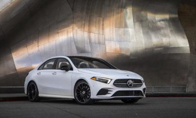 Η οικογένεια των compact αυτοκινήτων της Mercedes-Benz συνεχίζει να μεγαλώνει και η A-Class Sedan κυκλοφορεί ήδη στους Ελληνικούς δρόμους! Το τετράθυρο saloon έχει μεταξόνιο 2729 χιλιοστών και τις αναλογίες ενός δυναμικού και, ταυτόχρονα, compact σεντάν με κοντούς προβόλους μπροστά και πίσω. Βρίσκεται στην κορυφή της κατηγορίας της όσον αφορά στο ύψος της οροφής στο χώρο πίσω επιβατών. Επιπλέον, το μοντέλο saloon έχει όλες τις γνωστές αρετές της A-Class Hatchback. Σε αυτές περιλαμβάνονται οι μοντέρνοι, αποδοτικοί κινητήρες, το υψηλό επίπεδο ασφάλειας χάρη στα υπερσύγχρονα συστήματα υποβοήθησης οδήγησης, με λειτουργίες από την S-Class, και το σύστημα infotainment MBUX – Mercedes-Benz User Experience με δυνατότητα εκμάθησης και διαισθητικό χειρισμό. Με τιμή Cd 0.22 και μετωπική επιφάνεια 2,19 m², η A-Class Sedan έχει το χαμηλότερο αεροδυναμικό συντελεστή από όλα τα αυτοκίνητα παραγωγής παγκοσμίως και, συνεπώς, υπερασπίζεται επάξια το παγκόσμιο ρεκόρ της CLA Coupé. Η A-Class δημιούργησε την compact κατηγορία της Mercedes-Benz το 1997 και έκτοτε έχουν παραδοθεί περισσότερα από έξι εκατομμύρια αυτοκίνητα της κατηγορίας σε όλον τον κόσμο. Η A-Class Sedan είναι το έβδομο κατά σειρά μοντέλο και έρχεται να διευρύνει την γκάμα των compact αυτοκινήτων της Mercedes-Benz, απαντώντας στο αίτημα πολλών πελατών της μάρκας που επιθυμούσαν μία αισθητικά όμορφη, compact και σπορ λιμουζίνα με ξεχωριστό πορτ-μπαγκάζ. Η νέα A-Class Sedan κατασκευάζεται στο εργοστάσιο Rastatt της Γερμανίας και η εξέλιξή της έγινε στο Sindelfingen της Γερμανίας. Το νέο μοντέλο παρουσιάστηκε στο κοινό για πρώτη φορά στην Έκθεση Αυτοκινήτου στο Παρίσι (Οκτώβριος 2018), ενώ η Mercedes-Benz ακόμη νωρίτερα είχε παρουσιάσει την έκδοση A-Class L Sedan (με μακρύ μεταξόνιο) στην Έκθεση Αυτοκινήτου της Κίνας στο Πεκίνο. Αυτό το μοντέλο-λιμουζίνα σχεδιάστηκε αποκλειστικά για την κινεζική αγορά και παράγεται εκεί. Οι τιμές για το νέο μέλος της οικογένειας compact αυτοκινήτων της Mercedes-Benz ξεκινούν από 28.230 Ευρώ 