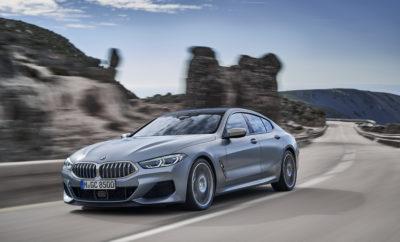 Η νέα BMW Σειρά 8 Gran Coupe