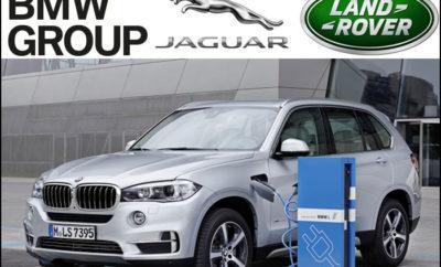 ο BMW Group και η Jaguar Land Rover ανακοίνωσαν συνεργασία
