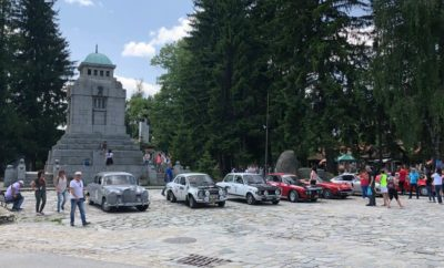 INTERNATIONAL RETRO RALLY BULGARIA 07/6- 09/6/2019