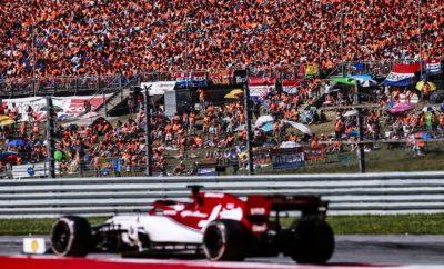 """Με τα δύο μονοθέσια της ομάδας να εκκινούν και τελικά να τερματίζουν στην βαθμολογούμενη 10αδα του Grand Prix της Αυστρίας, η Alfa Romeo Racing, παρουσίασε μια ιδιαίτερα θετική εικόνα σε ένα αγώνα με υψηλές θερμοκρασίες και δυνατές μάχες μέχρι την καρό σημαία του τερματισμού. Frédéric Vasseur - Επικεφαλής της ομάδας Alfa Romeo Racing και CEO της Sauber Motorsport AG «Είμαι πολύ ευχαριστημένος με την προσπάθεια μας. Έχουμε και τα δύο μονοθέσια μας στη βαθμολογούμενη 10αδα για πρώτη φορά τη φετινή χρονιά και δείξαμε ότι μπορούμε να βρεθούμε ψηλά σε σχέση με τις ομάδες μέσης δυναμικότητας. Τόσο ο Kimi, όσο και ο Antonio έκαναν έναν έξυπνο αγώνα επιλέγοντας πότε θα επιτεθούν και πότε θα προστατέψουν τα ελαστικά τους, έτσι ώστε να φέρουν ένα καλό αποτέλεσμα για όλη την ομάδα. Θα μπορούσαμε ίσως να κερδίσουμε περισσότερους βαθμούς όταν πλησιάζαμε τον Sainz, αλλά είμαστε ευχαριστημένοι με τα όσα πετύχαμε. Δείχνουμε σημάδια βελτίωσης στους τελευταίους αγώνες και σκοπεύουμε να συνεχίσουμε τα καλά αποτελέσματα.» Kimi Räikkönen (αριθμός μονοθεσίου 7 - """"Stelvio"""") 9η θέση, Ταχύτερος Γύρος 1:09.126 «Μπορούμε να είμαστε ευχαριστημένοι. Ήταν ένα καλό αποτέλεσμα. Είχα μια καλή εκκίνηση, όμως στη συνέχεια ήταν πιο δύσκολα τα πράγματα. Αρχικά δεν είχα την ταχύτητα που ήθελα και όταν βρήκα το ρυθμό έπρεπε να προστατεύσω τα ελαστικά. Ήταν μια άσκηση ισορροπίας να προσπαθώ να κρατήσω τα ελαστικά και παράλληλα να κινούμαι αρκετά γρήγορα. Ήταν κρίμα, αλλά στο τέλος καταφέραμε να έχουμε ένα καλό αποτέλεσμα. Έχουμε ακόμα περιθώρια βελτίωσης, αλλά αισθάνομαι ότι πάμε καλύτερα.» Antonio Giovinazzi (αριθμός μονοθεσίου 99 - """"Giulia"""") 10η θέση, Ταχύτερος Γύρος 1:09.051 «Είμαι πολύ χαρούμενος που κατάκτησα τους πρώτους μου βαθμούς. Έφυγε ένα βάρος από τους ώμους μου. Νομίζω ότι η επίδοση αυτή ήταν ότι καλύτερο μπορούσαμε να πετύχουμε σε αυτό τον αγώνα και χαίρομαι που και τα δύο μονοθέσια της ομάδας κέρδισαν βαθμούς. Είχαμε μια καλή παρουσία στις κατατακτήριες δοκιμές, αλλά ο αγώνας ήταν αρκετά δύ"""