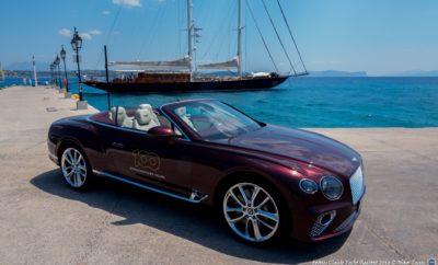 """• Η Bentley Athens γιόρτασε την επέτειο των 100 χρόνων της μάρκας με χορηγία του """"Spetses Classic Yacht Regatta 2019"""" • Η άψογη ποιότητα κατασκευής, σε μεγάλο βαθμό «στο χέρι», που έχει καταστήσει την Bentley ως σημείο αναφοράς στην αυτοκίνηση, συνταίριαξε ιδανικά με την τέχνη και τη μαστοριά των αντίστοιχα χειροποίητων σκαφών που συμμετείχαν στον αγώνα • Μία απαστράπτουσα Continental GT W12 Convertible δέσποζε στο πολύ όμορφο περίπτερο της Bentley Athens, στην πλατεία Ποσειδωνίου, μπροστά από το ομώνυμο ξενοδοχείο • Το μοντέλο παρουσίασε στους παρευρισκόμενους ένα """"Bentley Boy"""" που είχε έρθει ειδικά για αυτόν το σκοπό, από την έδρα της μάρκας, στο Crewe της Μεγάλης Βρετανίας • Κορυφαία στιγμή του τριημέρου το εντυπωσιακό party στο Ποσειδώνιον Grand Hotel, με καλεσμένους πελάτες της μάρκας, πλοιοκτήτες και πληρώματα να εορτάζουν τόσο τον έναν αιώνα ζωής της διάσημης βρετανικής φίρμας όσο και ακόμα έναν επιτυχημένο αγώνα To 2019 σηματοδοτεί τα 100 χρόνια από την ίδρυση της Bentley Motors. Η μάρκα που ίδρυσε ο Walter Owen Bentley, ένας από τους πλέον ταλαντούχους Βρετανούς μηχανικούς στην ιστορία της αυτοκίνησης, στον πρώτο αιώνα ζωής της έγινε συνώνυμο του ιδανικού συνδυασμού χειροποίητης πολυτέλειας και σπορ, δυναμικού χαρακτήρα. Για τον εορτασμό ενός τόσο σημαντικού σταθμού στην ιστορία της εταιρίας, η Bentley Athens επέλεξε τη χορηγία του Spetses Classic Yacht Regatta 2019 (SCYR2019), του κορυφαίου Διεθνή Αγώνα Κλασσικών και Παραδοσιακών Σκαφών στην Ελλάδα και έναν από τους σημαντικότερους στη Μεσόγειο Θάλασσα. Ο αγώνας διεξήχθη για 9η συνεχόμενη χρονιά στο πανέμορφο νησί του Αργοσαρωνικού, το Σαββατοκύριακο που μας πέρασε, με διοργανωτή το Ναυτικό Όμιλο Ελλάδος και υπό την αιγίδα του Δήμου Σπετσών. Ο άνεμος έπνεε ούριος και στο θαλάσσιο στίβο ανάμεσα στο νησί και τις ακτές της Αργολίδας, μοναδικής ομορφιάς κλασσικά και παραδοσιακά σκάφη, συμμετείχαν σε σειρά ιστιοδρομιών, εντυπωσιάζοντας τόσο με τις επιδόσεις όσο και με την ομορφιά τους. Την παράσταση στο SCYR201"""
