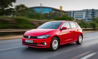 Το νέο Volkswagen Polo από μόλις 12.950
