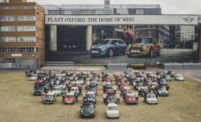 Οι φίλοι της MINI σε όλο τον κόσμο έχουν άφθονες ευκαιρίες για να ανατρέξουν στην ιστορία των 60 χρόνων που γιορτάζει φέτος η Βρετανική φίρμα. Τώρα μάλιστα, προστέθηκε ένα ακόμα ορόσημο. Συγκεκριμένα, το 10-εκατομμυριοστό αυτοκίνητο της μάρκας πέρασε από τη γραμμή παραγωγής του Βρετανικού εργοστασίου της MINI στην Οξφόρδη, όπου από το 1959 κατασκευαζόταν το κλασικό Mini. Το επετειακό όχημα ήταν η έκδοση MINI 60 Years, το οποίο στη συνέχεια συνάντησε το 'αρχέτυπο' μοντέλο της μάρκας. Το κλασικό Mini του 1959 και η έκδοση 60 Years του 2019, πλαισίωσαν 60 ακόμα οχήματα που εκπροσωπούσαν κάθε μία από τις χρονιές παραγωγής. Όλα συμμετείχαν σε ένα road trip υπό μορφή κομβόι με προορισμό το Μπρίστολ, όπου χιλιάδες φίλοι γιόρτασαν το μεγαλύτερο πάρτι γενεθλίων του πρώτου Βρετανικού μοντέλου στη Διεθνή Συνάντηση Mini στις 11 Αυγούστου. Η επέτειος παραγωγής για τον εορτασμό των 60 χρόνων της μάρκας μαρτυρά την αδιάλειπτη δημοτικότητα του MINI τον 21ο αιώνα. Το 1959, ο μεγαλοφυής Alec Issigonis που σχεδίασε το κλασικό Mini, έθεσε το θεμέλιο λίθο στην ιστορία του αυτοκινήτου. Επρόκειτο για την αυτοκινητιστική φιλοσοφία με διάταξη κινητήρα εγκάρσια τοποθετημένου μπροστά με το κιβώτιο από κάτω, και τους τροχούς στις γωνίες και ένα αμάξωμα με πίσω πόρτα που προσέφερε μέγιστο εσωτερικό χώρο με ελάχιστο αποτύπωμα. Η σχεδίαση εξασφάλιζε εκπληκτικά ευέλικτη συμπεριφορά και αποτέλεσε πρότυπο για τα σύγχρονα μικρά και compact αυτοκίνητα. Περίπου 5,3 εκατομμύρια μονάδες του κλασικού Mini πουλήθηκαν σε όλο τον κόσμο μέχρι το 2000. Μόλις ένα χρόνο αργότερα, η παγκόσμια ιστορία επιτυχίας της μάρκας συνεχίστηκε. Από τότε που η φίρμα επαναλανσαρίστηκε, το MINI είναι το πρώτο μοντέλο της κατηγορίας μικρών πολυτελών αυτοκινήτων. Η αναθεωρημένη σχεδίαση, η ασυναγώνιστη διασκεδαστική οδήγηση και το ξεχωριστό στυλ της μάρκας δεν διεγείρουν απλά τον ενθουσιασμό στην κατηγορία των μικρών αυτοκινήτων. Είναι αρετές χάρη στις οποίες το MINI προσελκύει συνεχώς νέους πελάτες στην πολυτελή compact κατηγορ