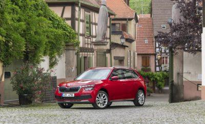 """• Το πρώτο compact SUV στη γκάμα της SKODA διακρίνεται από εκφραστικό design, compact διαστάσεις, αυξημένη απόσταση από το έδαφος ενώ προσφέρει εξαιρετική περιμετρική ορατότητα σε οδηγό και επιβάτες • Το νέο μοντέλο της SKODA απευθύνεται σε δραστήριους ανθρώπους με έντονο, δυναμικό lifestyle Με το ολοκαίνουργιο KAMIQ, η SKODA εισέρχεται για πρώτη φορά στην ταχέως αναπτυσσόμενη κατηγορία των compact SUV. Παράλληλα, η μάρκα προσθέτει ένα τρίτο μοντέλο στην πολύ επιτυχημένη ευρωπαϊκή γκάμα των SUV της. Το KAMIQ συνδυάζει τα κλασικά πλεονεκτήματα της συγκεκριμένης κατηγορίας, όπως την αυξημένη απόσταση από το έδαφος και τις υπερυψωμένες θέσεις, με την ευελιξία ενός μικρού σε διαστάσεις μοντέλου και τη χαρακτηριστική συναισθηματική σχεδίαση της SKODA. Με τα υπερσύγχρονα συστήματα υποβοήθησης και infotainment, τους άνετους χώρους και τα πολλά στοιχεία Simply Clever, το νέο KAMIQ σίγουρα θα ενθουσιάσει τους πελάτες που θέλουν να καλύψουν τις οικογενειακές τους ανάγκες όσο και αυτούς που έχουν έναν πιο δυναμικό lifestyle, πάντα με το χαρακτηριστικό στυλ των SKODA. Ο Alain Favey, μέλος του διοικητικού συμβουλίου της SKODA AUTO, υπεύθυνος για Πωλήσεις και Marketing, εξηγεί: """"Το όνομα KAMIQ προέρχεται από τη γλώσσα των Inuit, ανθρώπων που ζουν στο βόρειο Καναδά και τη Γροιλανδία και σημαίνει κάτι που ταιριάζει τέλεια σε κάθε κατάσταση - σαν ένα δεύτερο δέρμα. Το όνομα του KAMIQ ξεκινά επίσης με το γράμμα K και τελειώνει σε Q και συνεπώς συνεχίζει την ομοιόμορφη ονοματολογία των SUV μοντέλων της Skoda"""". Το νέο KAMIQ εκφράζει την επιτυχημένη νέα σχεδιαστική φιλοσοφία των SUV της SKODA, που πρωτοεμφανίστηκε στα KODIAQ και KAROQ, ενώ οι διαχωρισμένοι προβολείς, με τα φώτα ημέρας πάνω από το κύριο σώμα των προβολέων, δημιουργούν νέα, ιδιαίτερα οπτικά χαρακτηριστικά. Με μήκος 4.241 χιλιοστών, το SKODA KAMIQ είναι πολύ πιο compact από τα δύο μεγαλύτερα SUV της μάρκας. Σε συνδυασμό με τις υπερυψωμένες θέσεις των καθισμάτων είναι ιδανικό για άνετη οδήγηση στον αστικό ιστό ενώ νιώθει το"""