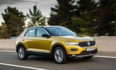 """• Το νέο Volkswagen T-Roc στην πρώτη θέση των πωλήσεων στην ελληνική αγορά, ανάμεσα στα compact SUV, την περίοδο Ιανουαρίου-Ιουνίου 2019 • Το νέο compact SUV της Volkswagen κατέγραψε 806 ταξινομήσεις το 1ο εξάμηνο του έτους, που αντιστοιχούν σε μερίδιο αγοράς 12% στην κατηγορία του • To νέο T-Roc είχε αναδειχθεί το ασφαλέστερο compact SUV στις δοκιμές του Euro NCAP, όταν λανσαρίστηκε, κατακτώντας τον τίτλο του """"Best in Class"""" • Συνδυαστικά και με το ολοκαίνουργιο T-Cross, το οποίο έχει μόλις δύο μήνες παρουσίας στην ελληνική αγορά, η Volkswagen είναι πρώτη στην κατηγορία με ποσοστό περίπου 15% Παραδοσιακά, η θέση που κατακτά ένα μοντέλο στην κούρσα των πωλήσεων του πρώτου εξαμήνου του έτους στην ελληνική αγορά, αποτελεί μία σαφή ένδειξη τόσο για την εμπορική του πορεία μέσα στη χρονιά όσο και για το πόσο επιτυχημένο είναι. Το πρώτο μισό του 2019, αναμφισβήτητα το μοντέλο που κυριάρχησε στην Ελλάδα, στην ίσως ταχύτερα αναπτυσσόμενη κατηγορία της αγοράς αυτοκινήτου, είναι το Volkswagen T-Roc! Το μοντέλο της Volkswagen, στην κατηγορία των compact SUV κατέγραψε 806 ταξινομήσεις το διάστημα Ιανουαρίου-Ιουνίου 2019, εξασφαλίζοντας μερίδιο περίπου 12% της κατηγορίας. Το μοντέλο, το οποίο αμέσως μετά το λανσάρισμά του αναδείχθηκε ως """"Best in Class"""" στην κατηγορία του στις δοκιμές του Euro NCAP, συνδυάζει την επιβλητικότητα ενός SUV με τον δυναμισμό ενός compact hatchback. Με μοντέρνο design και κουπέ φόρμα, διακρίνεται τόσο για τα κορυφαία συστήματα ασφάλειας που διαθέτει ήδη από το βασικό του εξοπλισμό όσο και για ότι πιο σύγχρονο υπάρχει σε επίπεδο συνδεσιμότητας. Με άφθονους χώρους για 5 άτομα με τις αποσκευές τους και πλήρη γκάμα κινητήρων βενζίνης και πετρελαίου, με χειροκίνητο ή αυτόματο κιβώτιο ταχυτήτων, δεν αποτελεί έκπληξη ότι το νέο T-Roc έχει μία εντυπωσιακή εμπορική επιτυχία τη χρονιά που διανύουμε! Αξίζει να σημειωθεί ότι αντίστοιχα επιτυχημένη κρίνεται η εμπορική πορεία και του πιο μικρού compact SUV της Volkswagen, του ολοκαίνουργιου T-Cross. Σε ουσιαστικά μ"""