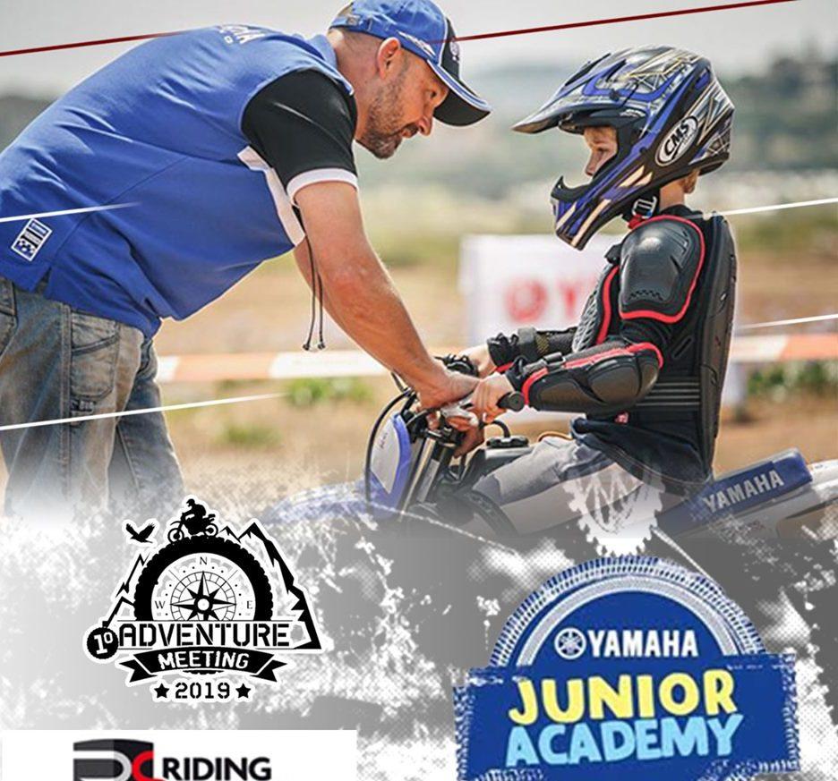 """Μάθε από νωρίς την ασφαλή οδήγηση στα παιδιά σου! Η Yamaha Junior Academy by Riding School θα βρίσκεται στο 1ο Adventure Meeting, και θα μεταδίδει στους μικρούς μας φίλους τα μυστικά της ασφαλούς οδήγησης! ΠΑΙΧΝΙΔΙ & ΑΣΦΑΛΕΙΑ Tα παιδιά θα έχουν την ευκαιρία να διασκεδάσουν, να ενημερωθούν για την οδική ασφάλεια αλλά και να ζήσουν τη μοναδική εμπειρία της ασφαλούς οδήγησης μηχανής. Σε έναν ειδικά διαμορφωμένο χώρο, εξειδικευμένοι εκπαιδευτές και ο επικεφαλής της σχολής Θανάσης Χούντρας μέσα από δρώμενα και ενημερωτικό υλικό ευαισθητοποιούν τα παιδιά και τους γονείς σχετικά με το πώς να παραμένουν ασφαλείς οδηγώντας τη μηχανή τους. Επένδυση στην ασφάλεια και στο μέλλον για τους μικρούς μας φίλους αποτελεί η Παιδική Ακαδημία - Yamaha Junior Academy by Riding School. Για παιδιά και νέους, από 5 ετών. Με τις μοτοσυκλέτες της σχολής και τα Yamaha PW 50, ΤΤR 110, TTR 125, η εκπαίδευση και εξοικείωση γίνονται σταδιακά και αποτελεσματικά. Η οδήγηση μοτοσυκλέτας γίνεται μία ακόμη από τις αγαπημένες δραστηριότητες της εβδομάδας των παιδιών. Η μοτοσυκλέτα """"απομυθοποιείται"""" ενώ η συμμετοχή στην εκπαίδευση εξασφαλίζει την σωστή χρήση της μοτοσυκλέτας, του εξοπλισμού και φυσικά την γνώση της οδήγησης, παρέχοντας μέγιστη ασφάλεια στη μετέπειτα ζωή τους. Mini μοτοσυκλέτες της Yamaha θα είναι διαθέσιμες για οδήγηση, σε ειδικά σχεδιασμένη και οριοθετημένη διαδρομή. Ένα τριήμερο δράσης και περιπέτειας με κεντρικό άξονα την μοτοσυκλέτα, δεν θα μπορούσε να μην αφιερώσει σεμινάρια στα παιδιά. Ελάτε με τα παιδιά σας! Yamaha Junior Academy by Riding School, στο 1ο Adventure Meeting (H χρέωση για τα σεμινάρια της Yamaha Junior Academy δεν περιλαμβάνεται στις τιμές των εισιτηρίων). http://www.motorcycleridingacademy.com/course/yamaha-juniors/2 https://www.facebook.com/YamahaJuniorAcademy www.adventure-meeting.gr"""
