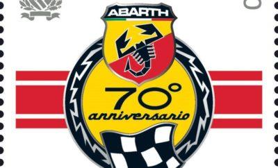 """H Abarth γίνεται 70 ετών και προς τιμή αυτή της ξεχωριστής επετείου δημιουργήθηκε ένα συλλεκτικό γραμματόσημο που θα παρουσιαστεί στα Abarth Days 2019 (5 & 6 Οκτωβρίου 2019). Το γραμματόσημο με το επίσημο λογότυπο για την 70η επέτειο της μάρκας τυπώθηκε από το Φιλοτελικό και Νομισματικό Γραφείο του San Marino. Συνολικά θα τυπωθούν 60.000 αντίτυπα των 1,6 ευρώ. Το συλλεκτικό γραμματόσημο αποτελεί ακόμα ένα «δώρο» για τα γενέθλια της Abarth που έρχεται να προστεθεί στη σειρά """"70o Anniversario"""", το Abarth 595 esseesse που εμπνεύστηκε από το θρυλικό κιτ μετατροπής της δεκαετίας του 1960 και το μοντέλο περιορισμένης παραγωγής Abarth 124 Rally Tribute. Τα Abarth Days 2019 (https://www.abarth.com/scorpionship/eventi/abarth-day-2019) θα είναι η μεγαλύτερη συγκέντρωση φίλων της μάρκας που πραγματοποιήθηκε ποτέ στην Ευρώπη. Το """"Milan Innovation District"""" (MIND) θα φιλοξενήσει χιλιάδες λάτρεις της Abarth, αλλά και συνολικά της αυτοκίνησης Το συλλεκτικό γραμματόσημο της Abarth Ημερομηνία έκδοσης: 2 Οκτωβρίου 2019 Αξία: €1.60 ανά γραμματόσημο, 12 γραμματόσημα ανά σελίδα Συνολικός αριθμός: 60.000 Εκτύπωση: τετραχρωμία με αόρατο μελάνι γνησιότητας της Cartor Security Printing Δόντι γραμματοσήμου: 13¼ x 13¼ Διάσταση γραμματοσήμου: 35 x 35 mm Σχεδιαστής: Space Explorers"""