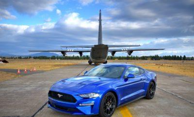 H Ford «απογειώνεται» στο Athens Flying Week 2019