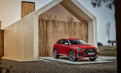 Τα νέα Audi RS Q3 και RS Q3 Sportback