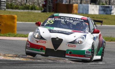 Στον αγώνα της Κίνας στα πλαίσια του διεθνούς θεσμού TCR International Series, η Alfa Romeo Giulietta Veloce TCR κατέκτησε ακόμα μία θέση στο βάθρο σε ένα ιδιαίτερα ανταγωνιστικό πρωτάθλημα. H Alfa Romeo Giulietta Veloce TCR 2019 της ομάδας Romeo Ferraris κατέκτησε τη 2η θέση στην πίστα Ningbo στην Κίνα στα πλαίσια του TCR International Series. Πρόκειται για ακόμα μια επιτυχία που έρχεται να προστεθεί σε ιδιαίτερα θετικά αποτελέσματα για το αυτοκίνητο που περιλαμβάνουν νίκες σε πίστες σε όλο τον κόσμο. Η Alfa Romeo Giulietta Veloce TCR εξελίχθηκε στο Μιλάνο από τη Romeo Ferraris και εφοδιάζεται με ένα κινητήρα 1.742κ.εκ. απόδοσης 350 ίππων. Παρουσιάστηκε για πρώτη φορά τον Απρίλιο του 2016, ενώ μόλις ένα χρόνο αργότερα πέτυχε την πρώτη της νίκη στο TCR. Το Ιούνιο η Giulietta κέρδισε τον αγώνα στην Αυστραλία, ενώ ετοιμάζεται για μία εξίσου δυναμική εμφάνιση στον επόμενο αγώνα του θεσμού που θα πραγματοποιηθεί στην πίστα της Suzuka στην Ιαπωνία.