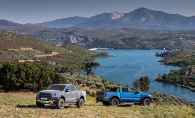 • H Ford Motor Ελλάς δίνει δυναμικό «παρών» στο 2ο Off Road Adventure Festival, το οποίο θα πραγματοποιηθεί το προσεχές Σαββατοκύριακο 14-15 Σεπτεμβρίου 2019 στον πάντοτε φιλόξενο χώρο του Ιπποδρόμου Αθηνών, στο Μαρκόπουλο Αττικής • Δίπλα σε καταξιωμένους Έλληνες οδηγούς αγώνων, το Ranger Raptor – η εντυπωσιακή και ταχύτερη έκδοση του κορυφαίου pick up μοντέλου της Ευρώπης - θα προσφέρει ύστερα από κλήρωση και ανά 60 λεπτά μία μοναδική εμπειρία συνοδήγησης στη γρήγορη χωμάτινη πίστα του Ιπποδρόμου Αθηνών • Την ίδια στιγμή, οι επισκέπτες του περιπτέρου της Ford Motor Ελλάς θα έχουν την ευκαιρία να δουν από κοντά τα πιο δημοφιλή SUV και pickup μοντέλα της εταιρείας, όπως τα Kuga και EcoSport, καθώς και το νέο Ranger Λίγες μόλις ώρες μας χωρίζουν πλέον από τα εγκαίνια του 2ου Off Road Adventure Festival που για δεύτερη συνεχόμενη χρονιά θα πραγματοποιηθεί στις φιλόξενες εγκαταστάσεις και τις ειδικά διαμορφωμένες χωμάτινες πίστες του Ιπποδρόμου Αθηνών, στο Μαρκόπουλο Αττικής, το Σαββατοκύριακο 14-15 Σεπτεμβρίου. Πλήθος SUV, crossover, off road αλλά και pick up μοντέλων της ελληνικής αγοράς, σε συνδυασμό με μία μεγάλη ποικιλία παράλληλων εκδηλώσεων, αναμένεται να προσφέρουν στους μεγάλους και… μικρούς επισκέπτες του 2ου Off Road Adventure Festival μοναδικές στιγμές χαλάρωσης αλλά και έντονες συγκινήσεις. Η Ford Motor Ελλάς, θα έχει δυναμική παρουσία στη φετινή διοργάνωση, εκθέτοντας σε έναν ειδικά διαμορφωμένο χώρο τα πιο δημοφιλή SUV και pick up μοντέλα της γκάμας της. Έτσι, οι επισκέπτες του περιπτέρου της εταιρείας στο 2o Οff Road Adventure Festival θα έχουν την ευκαιρία να δουν από κοντά και να «αφουγκραστούν» μοντέλα όπως το Kuga, το EcoSport, αλλά και το νέο Ranger, το best seller pick up μοντέλο της Ευρωπαϊκής αγοράς. Οι εκπλήξεις όμως δεν σταματούν εδώ! Ειδικά για τις ανάγκες του φετινού φεστιβάλ, η Ford Motor Ελλάς «επιστράτευσε» τις υπηρεσίες του νέου Ranger Raptor – της ταχύτερης έκδοσης του κορυφαίου pick up της Ευρώπης - το οποίο ανά μία ώρα και καθ' όλη τη 
