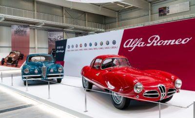 "To Technik Museum Sunsheim στη Γερμανία, το οποίο προσελκύει περισσότερους από ένα εκατομμύριο επισκέπτες κάθε χρόνο, φιλοξενεί μία ξεχωριστή έκθεση με 40 εκθέματα από την ιστορία της Alfa Romeo. Η έκθεση περιλαμβάνει θρυλικά αγωνιστικά μοντέλα, αυτοκίνητα παραγωγής, μοναδικά πρωτότυπα, αλλά και μηχανικά μέρη με την υπογραφή της μάρκας που διατηρούνται στο Museo Storico Alfa Romeo - La Macchina del Tempo στο Arese. Μια ξεχωριστή έκθεση με την ονομασία ""Mito Alfa Romeo"" θα έχουν την ευκαιρία να απολαύσουν οι επισκέπτες του Technik Museum στο Sinsheim της Γερμανίας. Αφιερωμένη στην ιστορία της μάρκας, η έκθεση καταλαμβάνει 3.000τ.μ. και περιλαμβάνει 40 εκθέματα που εκφράζουν την ιστορία, την τεχνολογία και την αγωνιστική κληρονομιά της Ιταλικής εταιρείας. Τα εκθέματα αποτελούν πολύτιμα κομμάτια της συλλογής της FCA Heritage, του οργανισμού που σαν στόχο έχει τη διατήρηση της κληρονομιάς των Ιταλικών μαρκών του ομίλου FCA. Η λίστα δεν περιλαμβάνει μόνο αγωνιστικές κατασκευές όπως η Alfa Romeo SE048SP ή η Alfa Romeo 1900 C2, που έμεινε γνωστή στην ιστορία ως ""Disco Volante"", αλλά και εξαιρετικά δείγματα του Ιταλικού σχεδιασμού, όπως η Alfa Romeo 6C 2500 Super Sport. Τα αυτοκίνητα πλαισιώνονται από μηχανικά μέρη όπως ένας κινητήρας της Formula 1 ή το πρωτοποριακό σύστημα τετρακίνησης Q4 που χρησιμοποιήθηκε για πρώτη φορά στην Alfa Romeo 156. Η έκθεση παρουσιάζει την ιστορία της Alfa Romeo και εστιάζει στην εξέλιξη της, από το λογότυπο της, έως τις τεχνολογικές καινοτομίες που έχει πετύχει στα 109 χρόνια ζωής της. Το Technik Musuem στο Sinsheim ξεκίνησε τη λειτουργία του το 1981 και σήμερα διατηρεί μία από τις μεγαλύτερες συλλογές μέσων μεταφοράς στην Ευρώπη προσελκύοντας περισσότερους από ένα εκατομμύριο επισκέπτες κάθε χρόνο. Μερικά από τα πιο ξεχωριστά εκθέματα που θα φιλοξενήσει η έκθεση είναι: Alfa Romeo 6C 2500 Super Sport (1947) Γεννημένη το 1939, όπως και οι υπόλοιπες εκδόσεις της 6C 2500, η πορεία της Super Sport διεκόπη από το ξέσπασμα του 2ου Π.Π., με το μοντέλ"