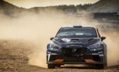 """Λιγότερες από 24 ώρες απομένουν για την τελετή εκκίνησης του Cyprus Rally. Τις δύο προηγούμενες ημέρες οι Θέμης Χαλκιάς - Λεωνίδας Μαχαίρας ολοκλήρωσαν τις αναγνωρίσεις των έξι ειδικών διαδρομών του αγώνα. Το απόγευμα της Πέμπτης η ομάδα πραγματοποίησε το πρώτο της τεστ με το Nissan Micra PROTO στα χώματα της Κύπρου προκειμένου να προσαρμόσει το στήσιμο του αυτοκινήτου στα διαφορετικά χώματα και απαιτήσεις του αγώνα. """"Οι ειδικές διαδρομές δεν έχουν καμία σχέση με αυτές των τελευταίων ετών. Πλέον ο αγώνας έχει φύγει από τις πεδιάδες και έχει επιστρέψει στα βουνά θυμίζοντας τους εκδοχές που γνωρίζαμε στον αγώνα επί εποχής WRC. Οι ειδικές περιλαμβάνουν κυρίως αργά κομμάτια και έχουν πολύ χαμηλή μέση ωριαία ταχύτητα ενώ παράλληλα είναι αρκετά σκληρές για τα αυτοκίνητα. Θυμίζει κάτι από παλιά Ακρόπολις και χρειάζεται υπομονή και τακτική προκειμένου να φτάσουμε στον τερματισμό"""" δήλωσε ο Θέμης Χαλκιάς. Το πρόγραμμα της Παρασκευής περιλαμβάνει ένα ακόμα τεστ προσαρμογής του Micra PROTO στις απαιτήσεις του αγώνα ενώ το απόγευμα στις 19:00 σειρά έχει η ράμπα της εκκίνησης στην παραλία Φοινικούδων στην Λάρνακα."""