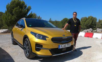 - Ο Γιάννης Ρούσσης, Product Manager της Kia Motors Europe, αναλύει τα στοιχεία που κάνουν το XCeed ανατρεπτικό - Το νέο σπορ crossover ξεχωρίζει για την εντυπωσιακή σχεδίαση, την προηγμένη τεχνολογία, τον έντονο χαρακτήρα και τα κορυφαία δυναμικά χαρακτηριστικά Αθήνα, 19 Σεπτεμβρίου 2019 - Νιώθουμε υπερήφανοι που ένας Έλληνας, όχι μόνο διαπρέπει στο εξωτερικό, αλλά συμβάλλει σημαντικά στην εξέλιξη ξεχωριστών μοντέλων μας όπως το ολοκαίνουριο Kia XCeed! Ο Γιάννης Ρούσσης είναι Product Manager της Kia Motors Europe με έδρα τη Φρανκφούρτη, όπου και ζει με την οικογένειά του. Παρακολουθήστε τον στο video να περιγράφει ο ίδιος τα μοναδικά χαρακτηριστικά του XCeed και να μας αποκαλύπτει τα μυστικά που το κάνουν ανατρεπτικό! https://www.youtube.com/watch?v=AMMKoMELgb0 Ιδιαίτερη σχεδίαση, προηγμένες τεχνολογίες και σύγχρονα συστήματα ασφαλείας μπήκαν σε προτεραιότητα για την κορεατική εταιρεία, όπως μας εξηγεί ο ίδιος στα πλαίσια της Πανευρωπαϊκής Οδηγικής Παρουσίασης του νέου σπορ crossover στη Μασσαλία. Ο Γιάννης Ρούσσης γεννήθηκε στην Αθήνα, σπούδασε στο Οικονομικό Πανεπιστήμιο Αθηνών και συνέχισε τις σπουδές του στην Κίνα και τη Γαλλία, με εξειδίκευση στο Management & Marketing στο EMLYON Business School. Εργάστηκε για 8 χρόνια στην Infiniti (Hong Kong, Γαλλία), τη Nissan (Γαλλία) και τη General Motors (Ζυρίχη), πριν αναλάβει τη θέση του Product Manager στην Kia Motors Europe (Φρανκφούρτη) το 2018. Είναι υπεύθυνος Marketing & Product Planning για την οικογένεια του Ceed, του Niro και του Picanto.