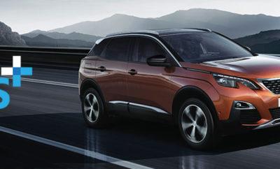 Από την Πέμπτη 5 Σεπτεμβρίου, η Peugeot προσφέρει ένα νέο προνομιακό και άκρως ανταγωνιστικό πρόγραμμα απόκτησης αυτοκινήτου, με το όνομα PEUGEOT 5 PLUS, αποκλειστικά και μόνο για το πολυβραβευμένο SUV Peugeot 3008. Το best-seller SUV της Peugeot, το 3008, είναι το μοναδικό αυτοκίνητο που έχει αποσπάσει 63 βραβεύσεις διεθνώς μέχρι στιγμής σε τομείς σχεδιασμού, καινοτομίας, τεχνολογίας και αξιοπιστίας-μεταξύ άλλων- και από σήμερα διατίθεται στο επίσημο πανελλαδικό δίκτυο διανομέων της Peugeot με μια μοναδική προσφορά: 5 ΧΡΟΝΙΑ ΕΡΓΟΣΤΑΣΙΑΚΗ ΕΓΓΥΗΣΗ + 5 ΧΡΟΝΙΑ ΠΛΗΡΕΣ SERVICE ΔΩΡΕΑΝ Το SUV 3008, με το πρωτοποριακό εσωτερικό i-Cockpit και το 4-Μοde Grip Control νέας γενιάς, διατίθεται ετοιμοπαράδοτο με πλούσιο στάνταρ εξοπλισμό σε πληθώρα εκδόσεων. Όλες οι εκδόσεις του μοντέλου εξοπλίζονται με Best-in-Class οικονομικούς κινητήρες βενζίνης και πετρελαίου υψηλής απόδοσης, οι οποίοι τηρούν τις πιο σύγχρονες και αυστηρές προδιαγραφές ρύπων και τεχνολογίας, καθώς και με νέα αυτόματα κιβώτια 8 ταχυτήτων ΕΑΤ8).
