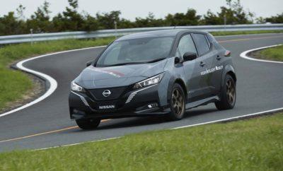 """Οι επιδόσεις των ηλεκτρικών οχημάτων κάνουν άλματα, με νέες τεχνολογίες που θα παρουσιαστούν στην επόμενη γενιά EVs της Nissan Μόλις πρόσφατα, η Nissan αποκάλυψε ένα δοκιμαστικό αυτοκίνητο υψηλών επιδόσεων με διπλό μοτέρ και με σύστημα ελέγχου και των τεσσάρων τροχών, εξοπλισμένο με νέες τεχνολογίες που αναπτύσσονται για την επόμενη γενιά EVs της εταιρείας. Το συγκεκριμένο όχημα που βασίζεται στο 100% ηλεκτρικό Nissan LEAF e +, διαθέτει ένα ενισχυμένο σύστημα μετάδοσης της κίνησης σε όλους τους τροχούς που τροφοδοτούνται από δύο κινητήρες υψηλής ισχύος εμπρός / πίσω, ενσωματωμένους στην τεχνολογία ελέγχου του σασί, που έχει αναπτυχθεί από τη Nissan. Το αποτέλεσμα είναι ένα ηλεκτροκίνητο σύστημα ελέγχου όλων των τροχών, το οποίο θα πάει τις επιδόσεις των ηλεκτρικών αυτοκινήτων της Nissan, σε νέο επίπεδο. """"Σύντομα, η Nissan θα λανσάρει μια επόμενη γενιά EV που θα είναι μια πραγματική ανακάλυψη"""", δήλωσε ο Takao Asami, ανώτερος αντιπρόεδρος της Nissan, για την έρευνα και την προηγμένη τεχνολογία. """"Η νέα τεχνολογία ελέγχου των ηλεκτροκίνητων τροχών, που τώρα βρίσκεται σε εξέλιξη, ενσωματώνει τις τεχνολογίες ελέγχου της ηλεκτροκίνησης και 4WD της Nissan με την τεχνολογία ελέγχου του σασί, για να επιτύχει ένα τεράστιο άλμα στην επιτάχυνση, στο σύστημα διεύθυνσης και στις επιδόσεις της πέδησης, όπως συμβαίνει και στα πιο πρόσφατα σπορ αυτοκίνητα."""" Αυτή η συναρπαστική τεχνολογία EV είναι βασικό στοιχείο τoυ Nissan Intelligent Mobility, το οράματος της εταιρείας για το πώς τα οχήματα οδηγούνται, τροφοδοτούνται και ενσωματώνονται στην κοινωνία. Ισχυροί, διπλοί κινητήρες υψηλής απόδοσης Χρησιμοποιώντας χωριστούς εμπρός και πίσω ηλεκτρικούς κινητήρες, το κινητήριο σύνολο παράγει 227 κιλοβάτ μέγιστης ισχύος και 680 Nm μέγιστης ροπής. Τα μεγέθη αυτά, συμπληρώνονται από τον εξαιρετικά υψηλής ακρίβειας έλεγχο του κάθε κινητήρα, κάτι για το οποίο φροντίζει η προηγμένη τεχνολογία EV της Nissan, προσφέροντας εξαιρετική απόκριση, σε συνδυασμό με μια ασυνήθιστα ομαλή επιτάχυνση. Οι οδηγο"""