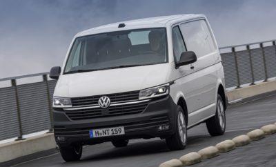 Το Νέο Volkswagen Transporter 6.1 στην Ελλάδα