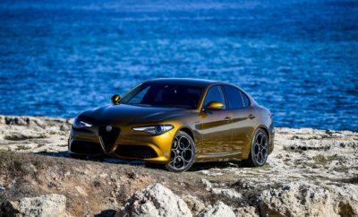 """Οι αναγνώστες του περιοδικού SPORT AUTO ανέδειξαν ως νικητή το Ιταλικό σπορ σεντάν σε δύο κατηγορίες. Για τρίτη συνεχόμενη χρονιά η Alfa Romeo Giulia Quadrifoglio αναδείχθηκε ως το κορυφαίο σεντάν με τιμή έως 100.000 ευρώ, ενώ η Alfa Romeo Giulia Veloce κατέκτησε την αντίστοιχη διάκριση για τα σεντάν με τιμή έως 75.000 ευρώ. Η Alfa Romeo Giulia συνεχίζει να επεκτείνει τη συλλογή της σε κορυφαίες διακρίσεις, αυτή τη φορά κυριαρχώντας σε δύο κατηγορίες των """"SPORT AUTO AWARD 2019"""" του περιοδικού SPORT AUTO. Όπως το 2017 και το 2018, και αυτή τη χρονιά η Alfa Romeo Giulia Quadrifoglio, με τον υπερτροφοδοτούμενο V6 κινητήρα των 2,9 λίτρων απόδοσης 510 ίππων, αναδείχθηκε ως το κορυφαίο σεντάν με τιμή έως 100.000 ευρώ. Στην αντίστοιχη κατηγορία με τιμή έως 75.000 ευρώ, επικράτησε η Alfa Romeo Giulia Veloce με τον υπερτροφοδοτούμενο βενζινοκινητήρα απόδοσης 280 ίππων. «Τα """"SPORT AUTO AWARD"""" θεωρούνται ως μία από τις κορυφαίες διακρίσεις στο χώρο των σπορ αυτοκινήτων. Αυτό μας δίνει ιδιαίτερη περηφάνια με δεδομένο ότι η Alfa Romeo έχει καταφέρει να αποσπάσει στο συγκεκριμένο θεσμό 5 διακρίσεις τα τελευταία 3 χρόνια. Οι αναγνώστες του SPORT AUTO για ακόμα μία φορά έδειξαν την προτίμηση τους στο Ιταλικό στιλ και τις επιδόσεις, ενώ η ανανέωση του μοντέλου που ανακοινώθηκε πρόσφατα έρχεται να ενισχύσει περαιτέρω αυτά τα χαρακτηριστικά». Cristina Mauri, Brand Marketing Manager των Alfa Romeo και Jeep Ο θεσμός """"SPORT AUTO AWARD"""" πραγματοποιήθηκε φέτος για 27η φορά. Περισσότεροι από 12.300 αναγνώστες επέλεξαν τα αγαπημένα τους μοντέλα, ανάμεσα σε 275 αυτοκίνητα που είχαν χωριστεί σε συνολικά 18 κατηγορίες."""