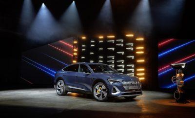 Audi e-tron Sportback – ένα ηλεκτρικό Coupé SUV