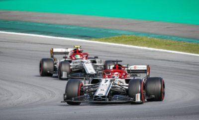 Επιστροφή στις επιτυχίες για την Alfa Romeo Racing