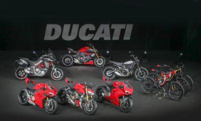 Πρεμιέρα για τη γκάμα της Ducati